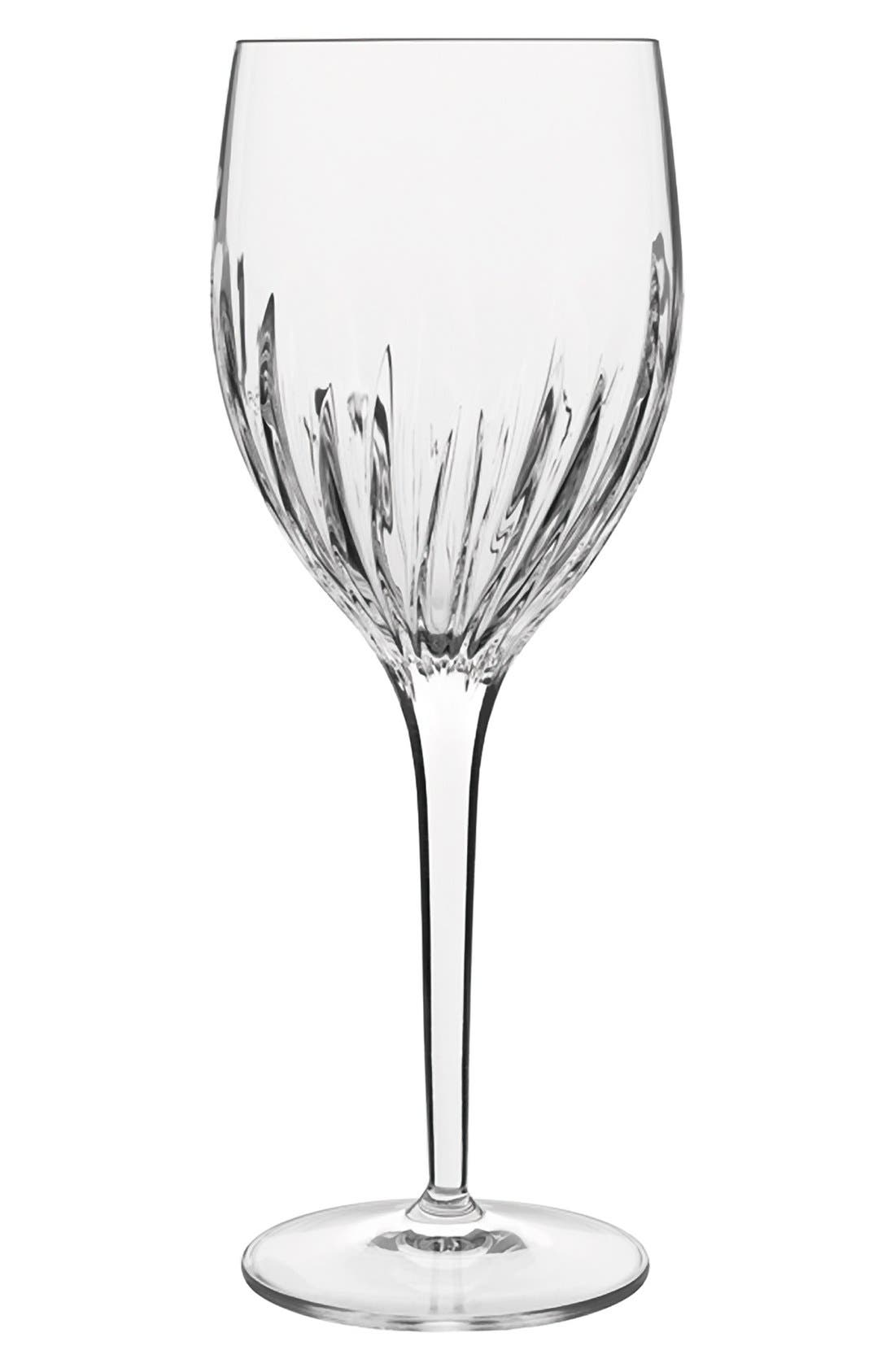 Alternate Image 1 Selected - Luigi Bormioli Incanto Set of 4 Red Wine Glasses
