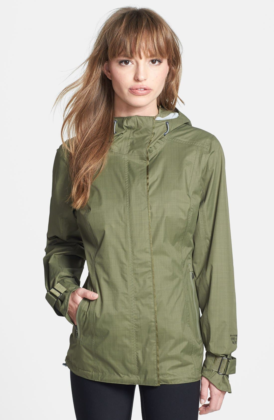 Alternate Image 1 Selected - Mountain Hardwear 'Pisco' Hooded Jacket