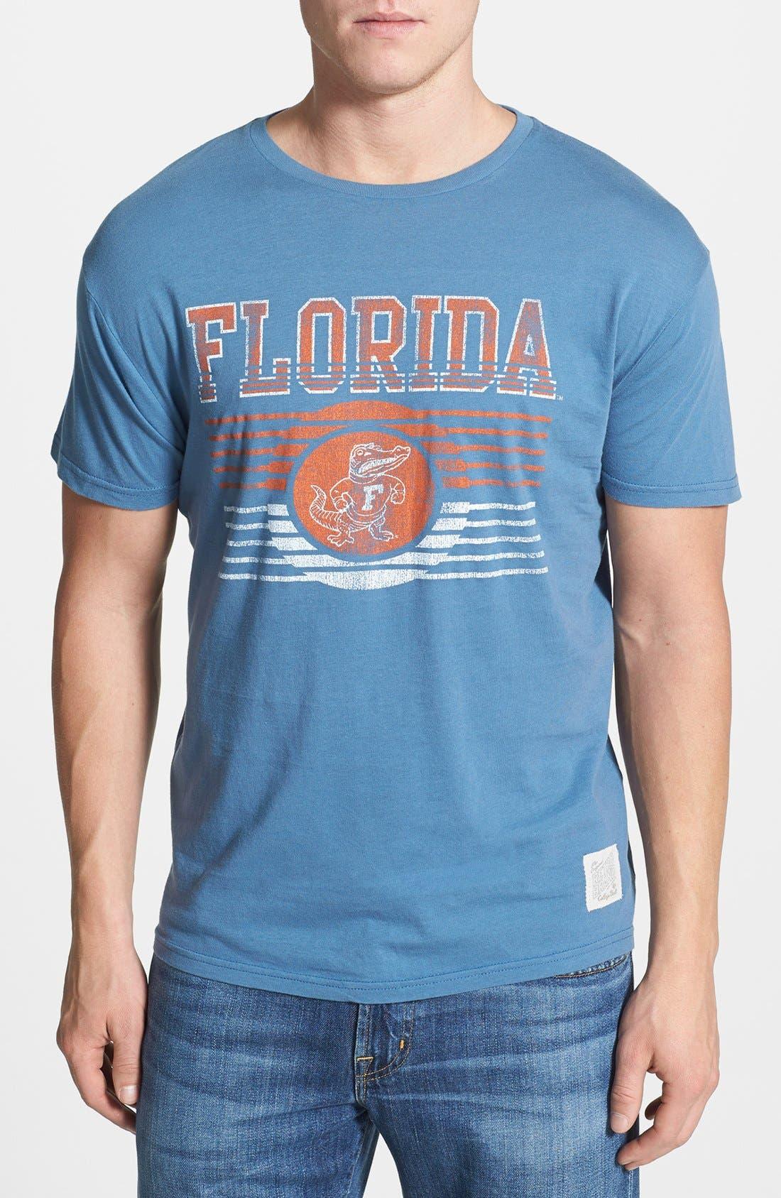 Alternate Image 1 Selected - Retro Brand 'Florida Gators' T-Shirt