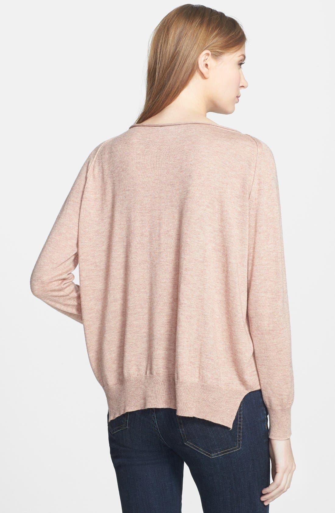 Alternate Image 2  - Joie 'Emari' Raglan Shirt