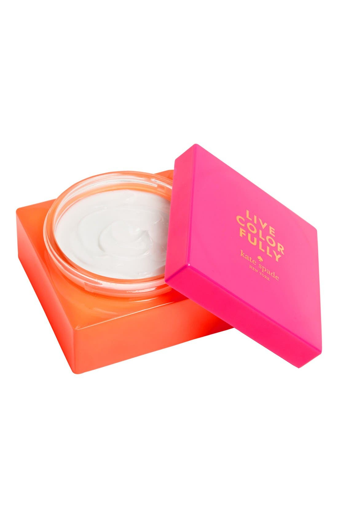 kate spade new york 'live colorfully' body cream