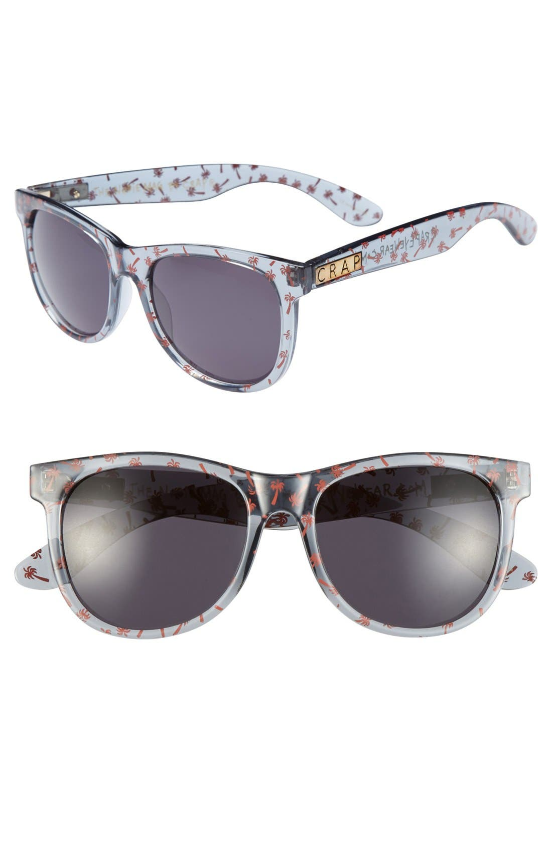 Main Image - CRAP Eyewear 'Nudie Mag' 54mm Sunglasses
