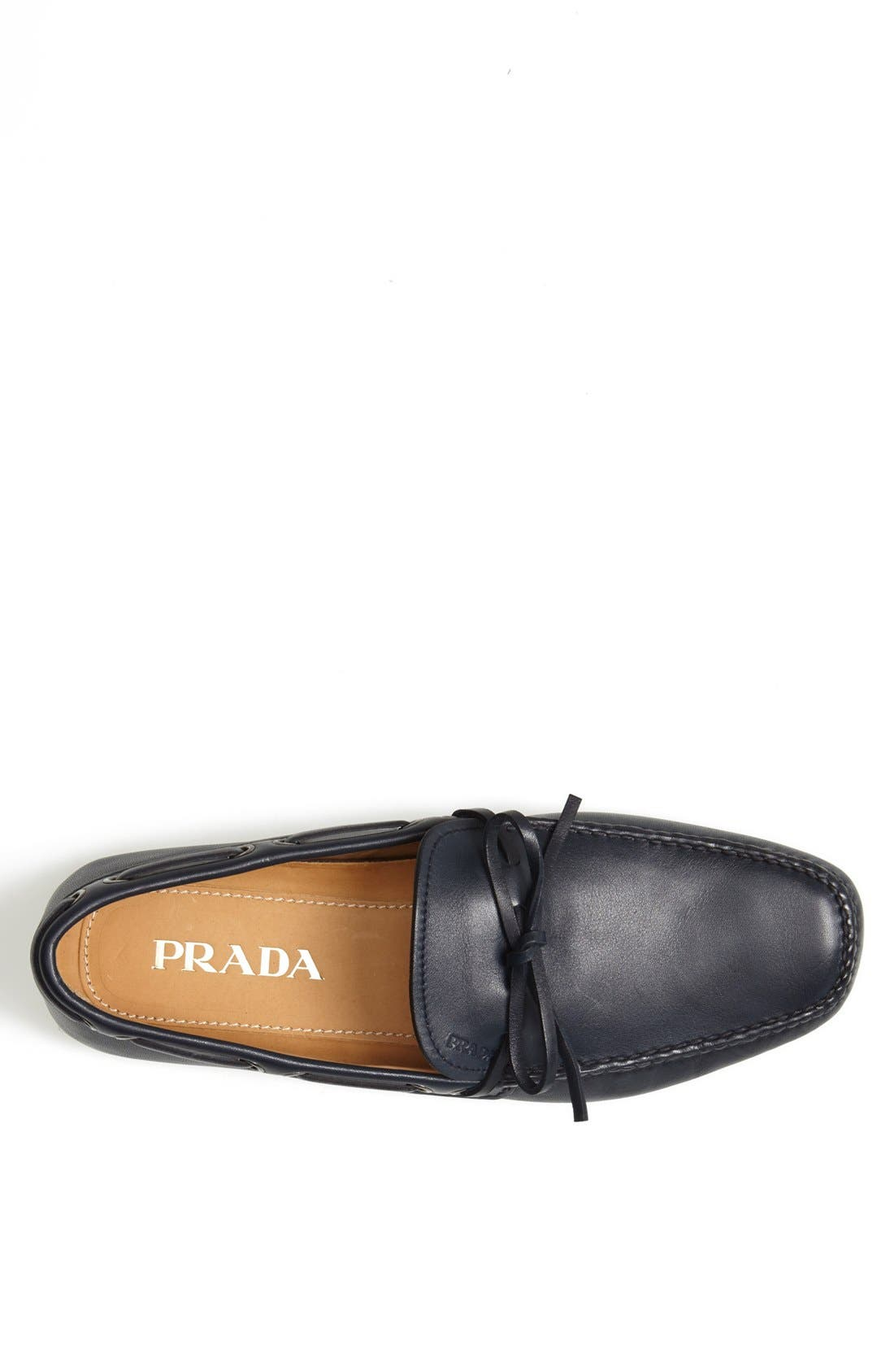 Alternate Image 3  - Prada Leather Driving Shoe