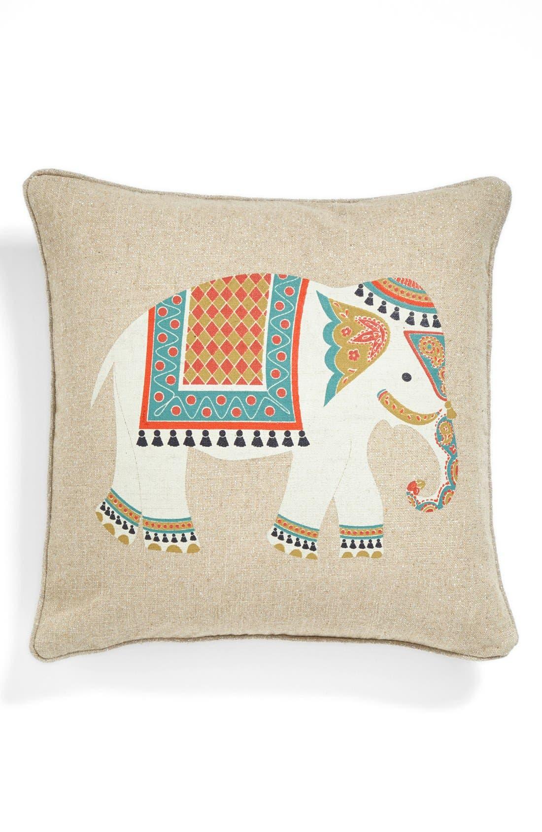 Main Image - Levtex 'Niko - Elephant' Pillow