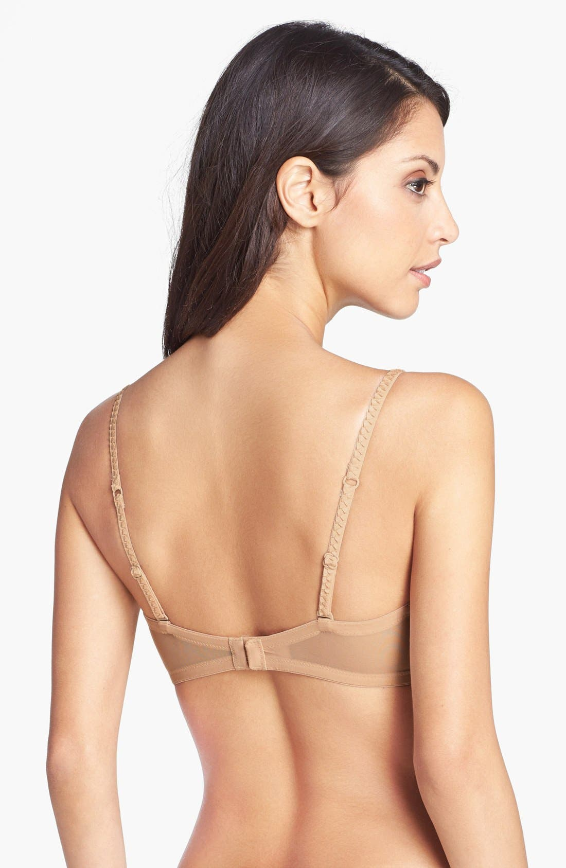Alternate Image 3  - DKNY 'Seductive Lights' Convertible Padded Underwire Bra