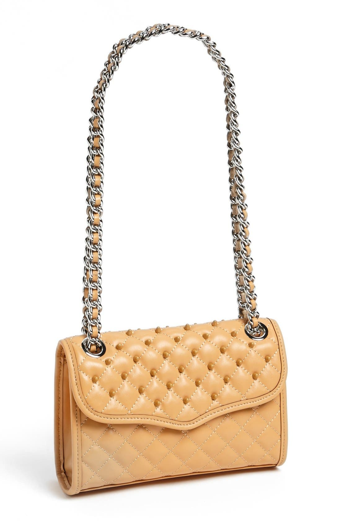 Alternate Image 1 Selected - Rebecca Minkoff 'Affair - Mini' Quilted Convertible Crossbody Bag