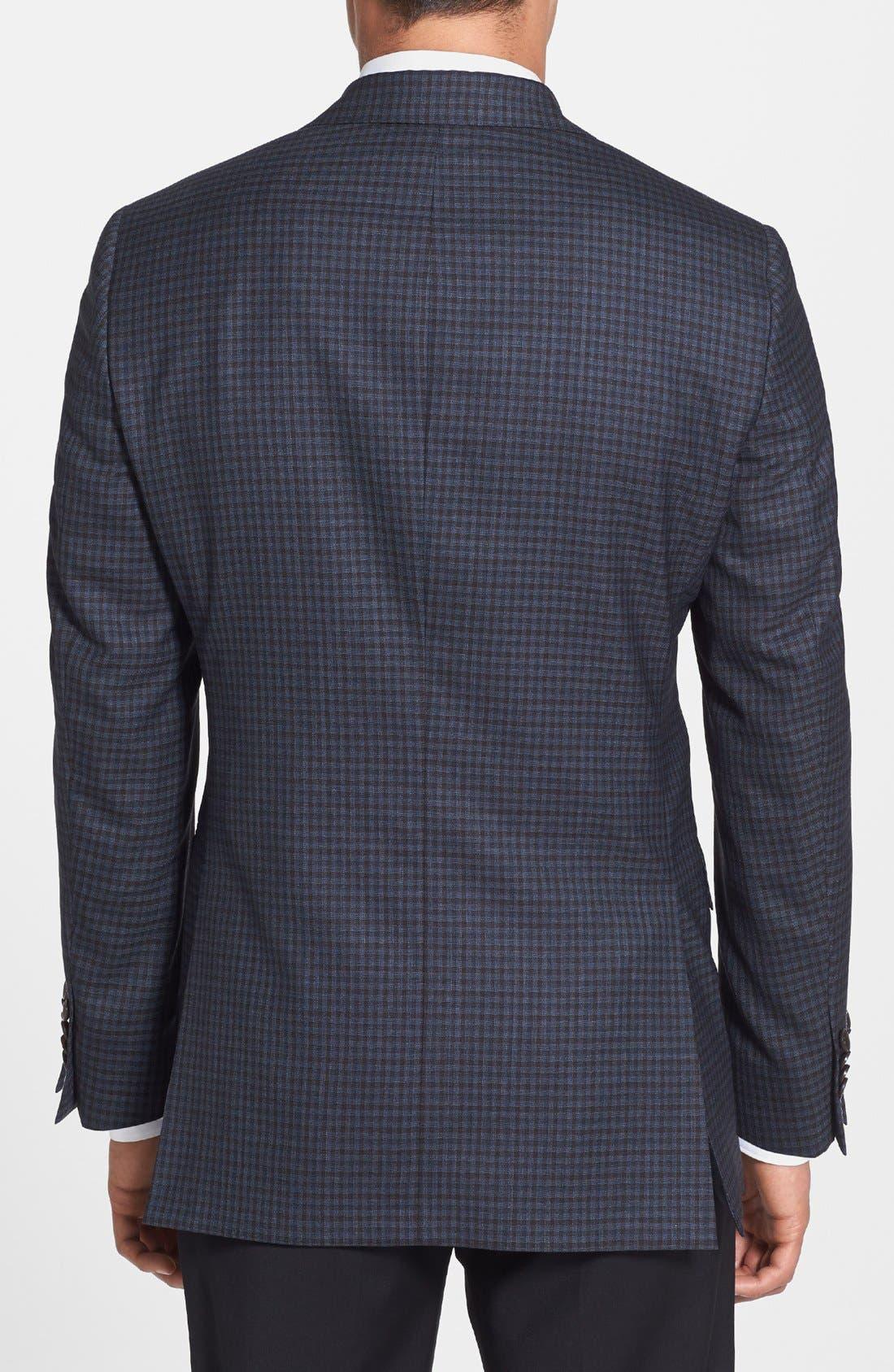 Alternate Image 3  - Hart Schaffner Marx Classic Fit Check Sportcoat