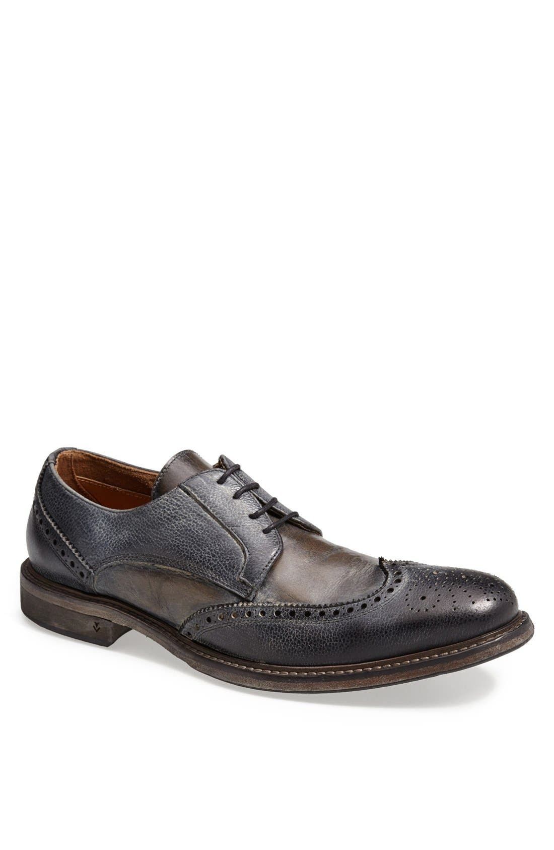 Alternate Image 1 Selected - John Varvatos Collection 'College' Spectator Shoe