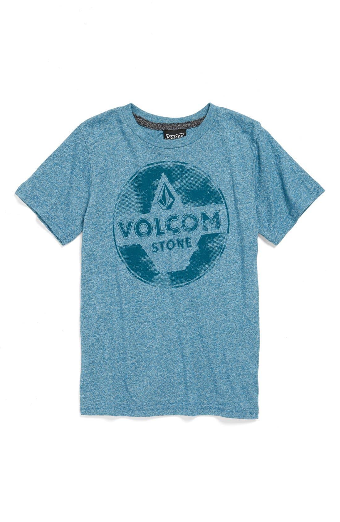 Alternate Image 1 Selected - Volcom 'Fractionalized' T-Shirt (Little Boys)