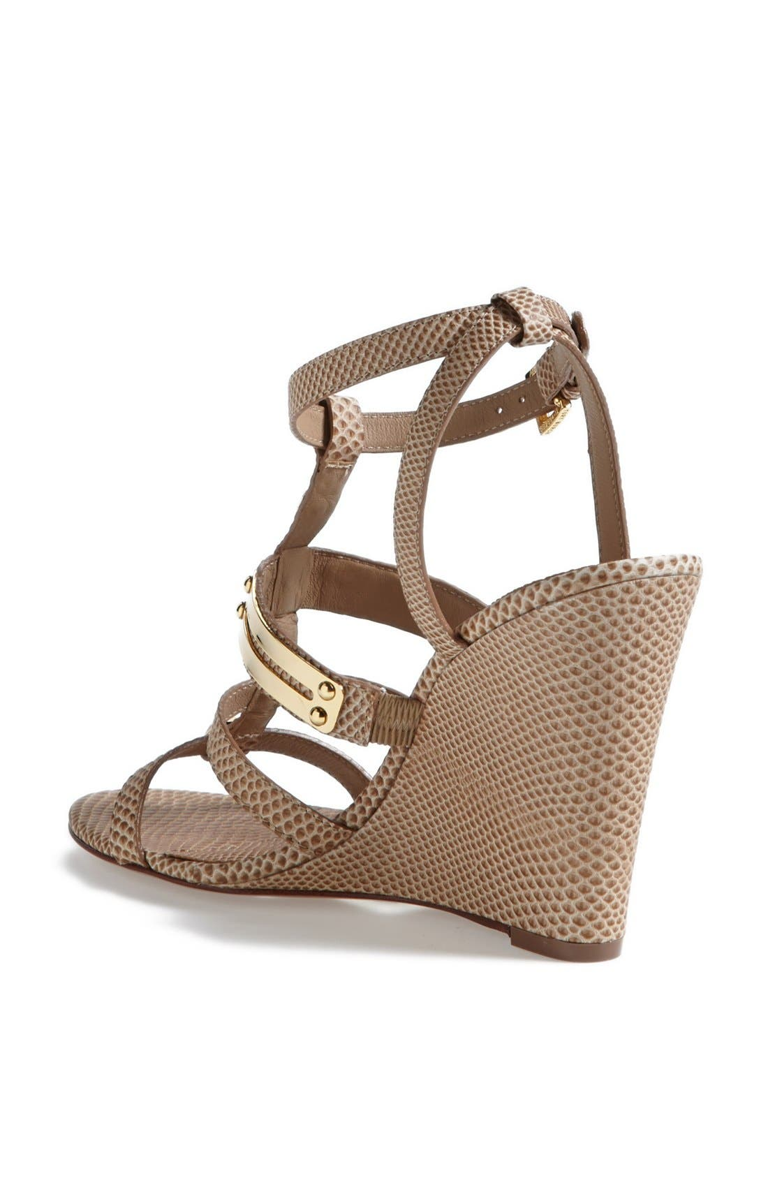 Alternate Image 2  - Tory Burch 'Iliana' Wedge Sandal (Online Only)