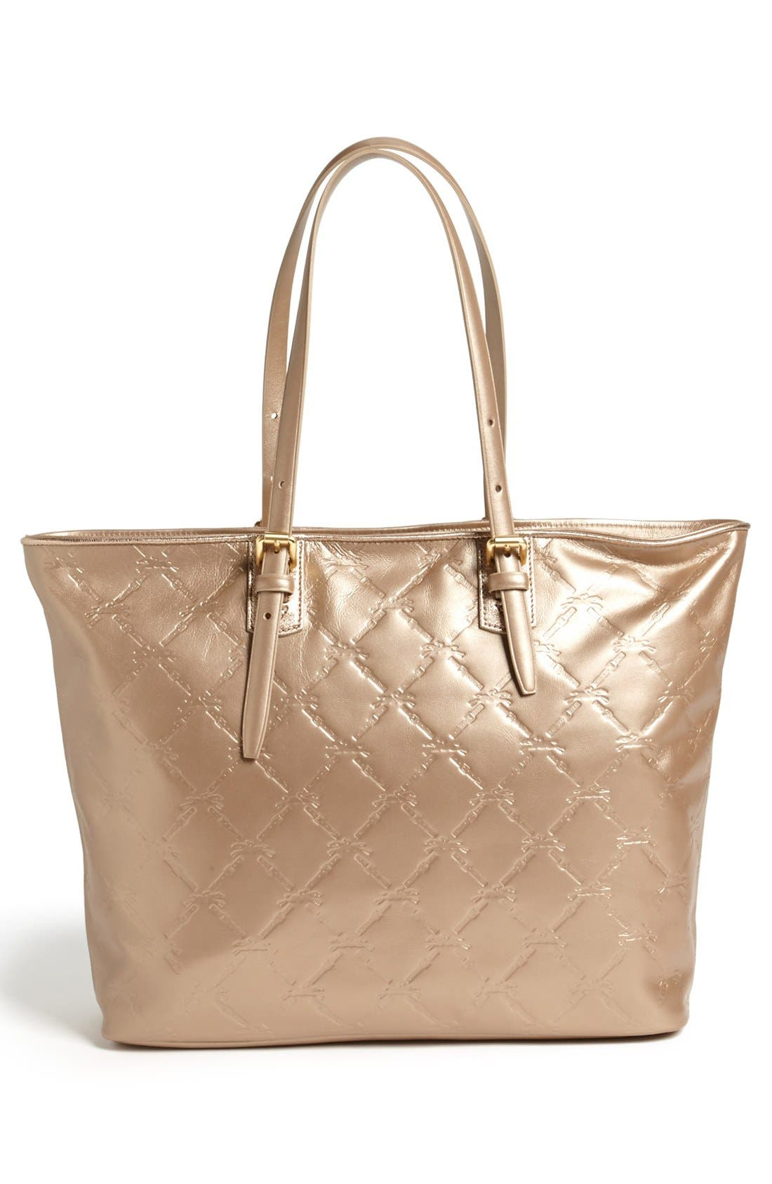 Alternate Image 4  - Longchamp 'Large LM Cuir' Leather Tote