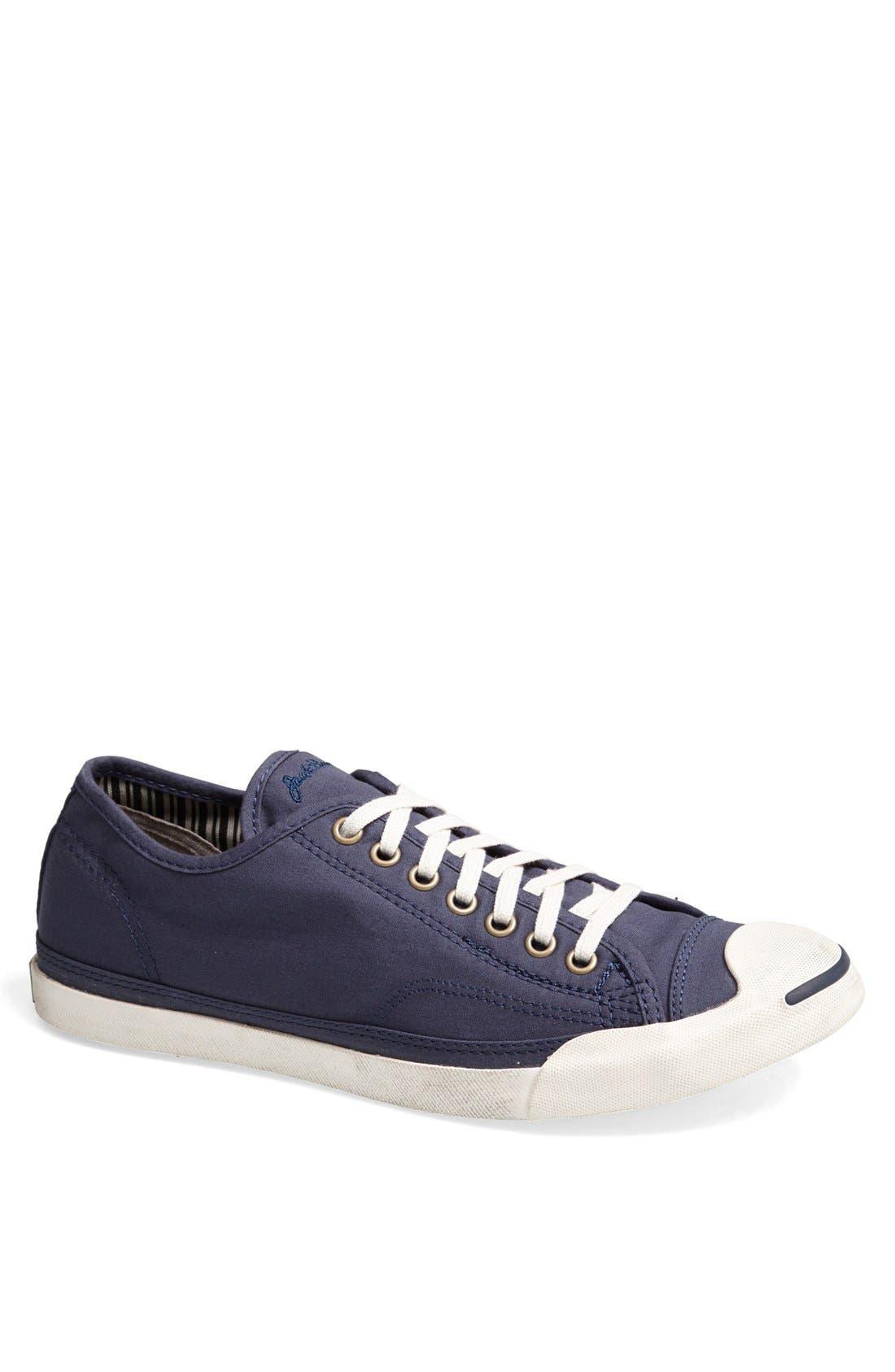 Alternate Image 1 Selected - Converse 'Jack Purcell - Low' Sneaker (Men)