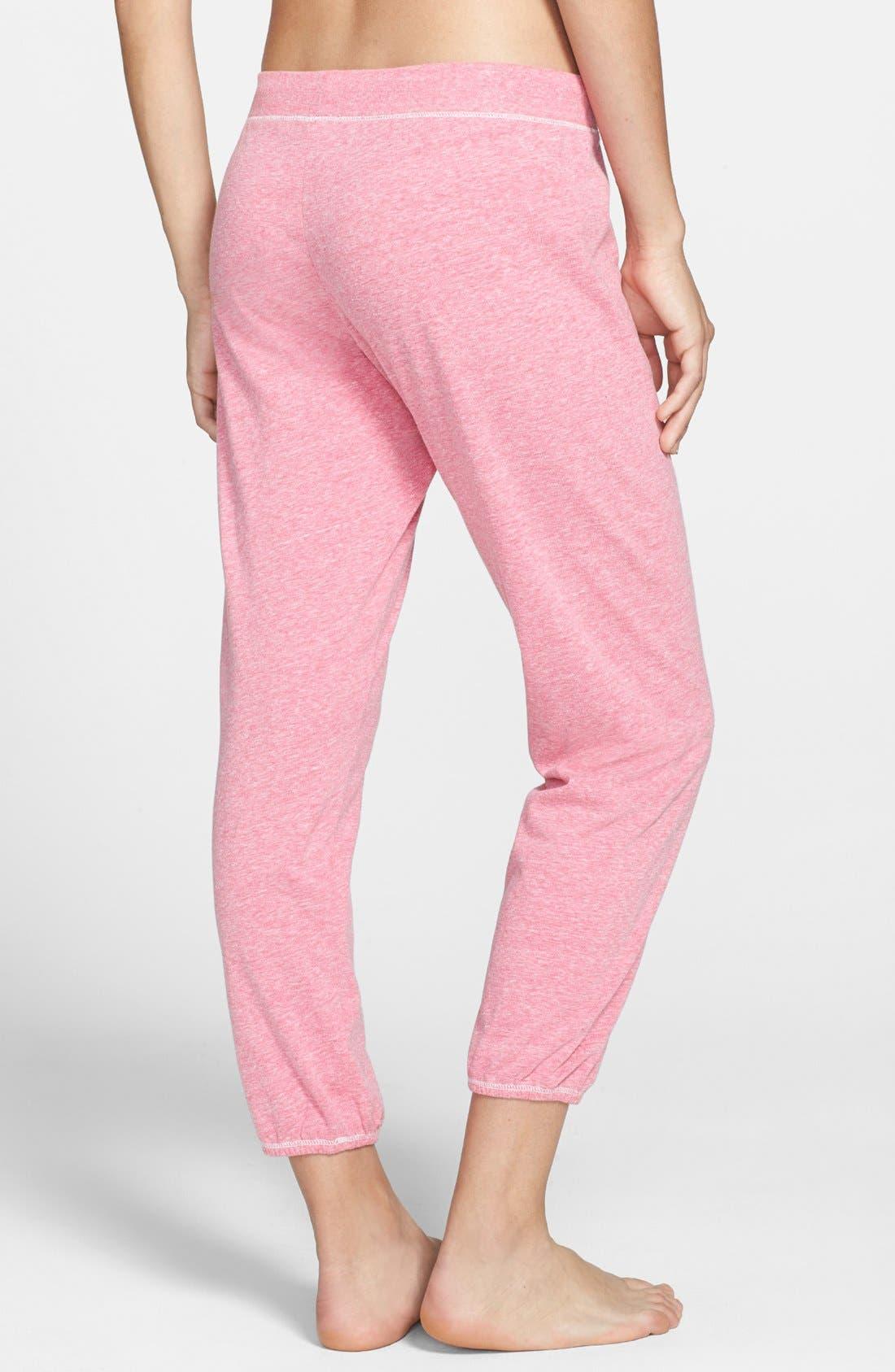 Alternate Image 2  - Juicy Couture Crop Sweatpants