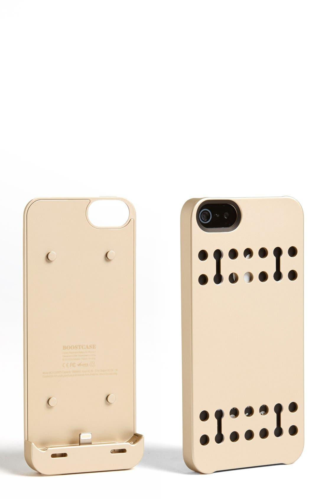 Main Image - Boostcase Hybrid iPhone 5 Battery Case