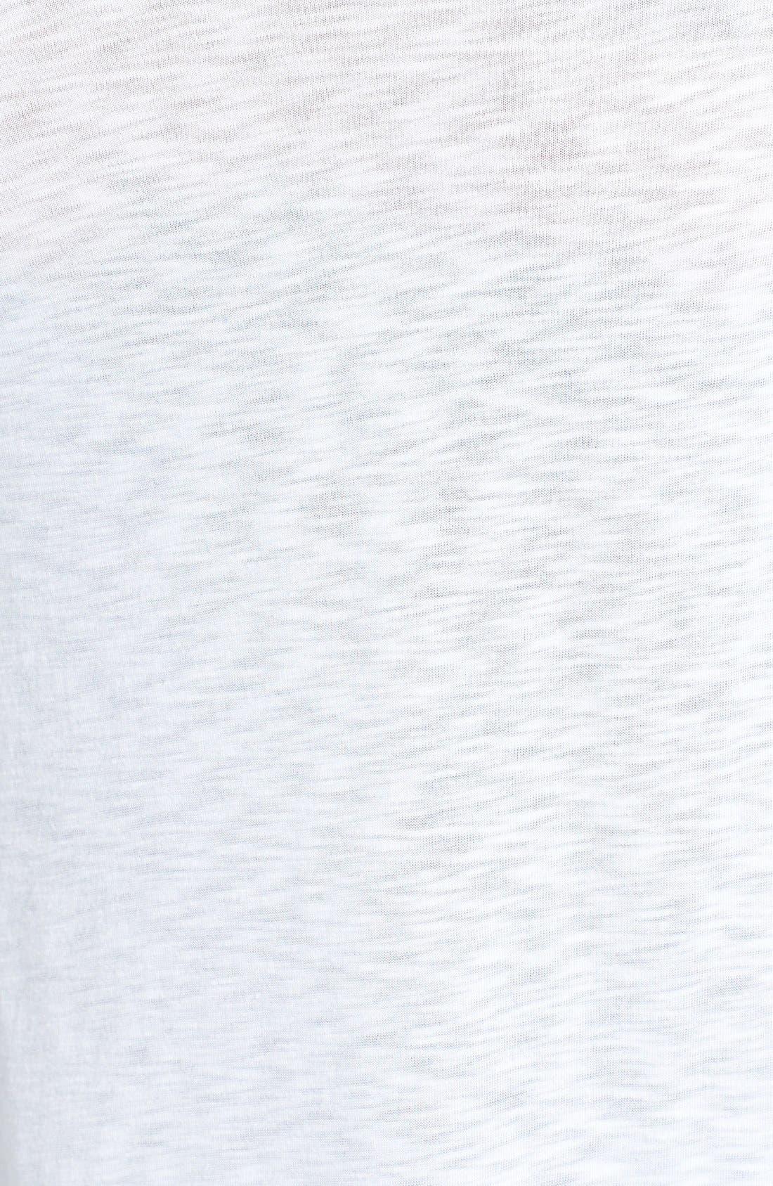 Alternate Image 3  - Omgirl 'Divine' Pima Cotton Cardigan