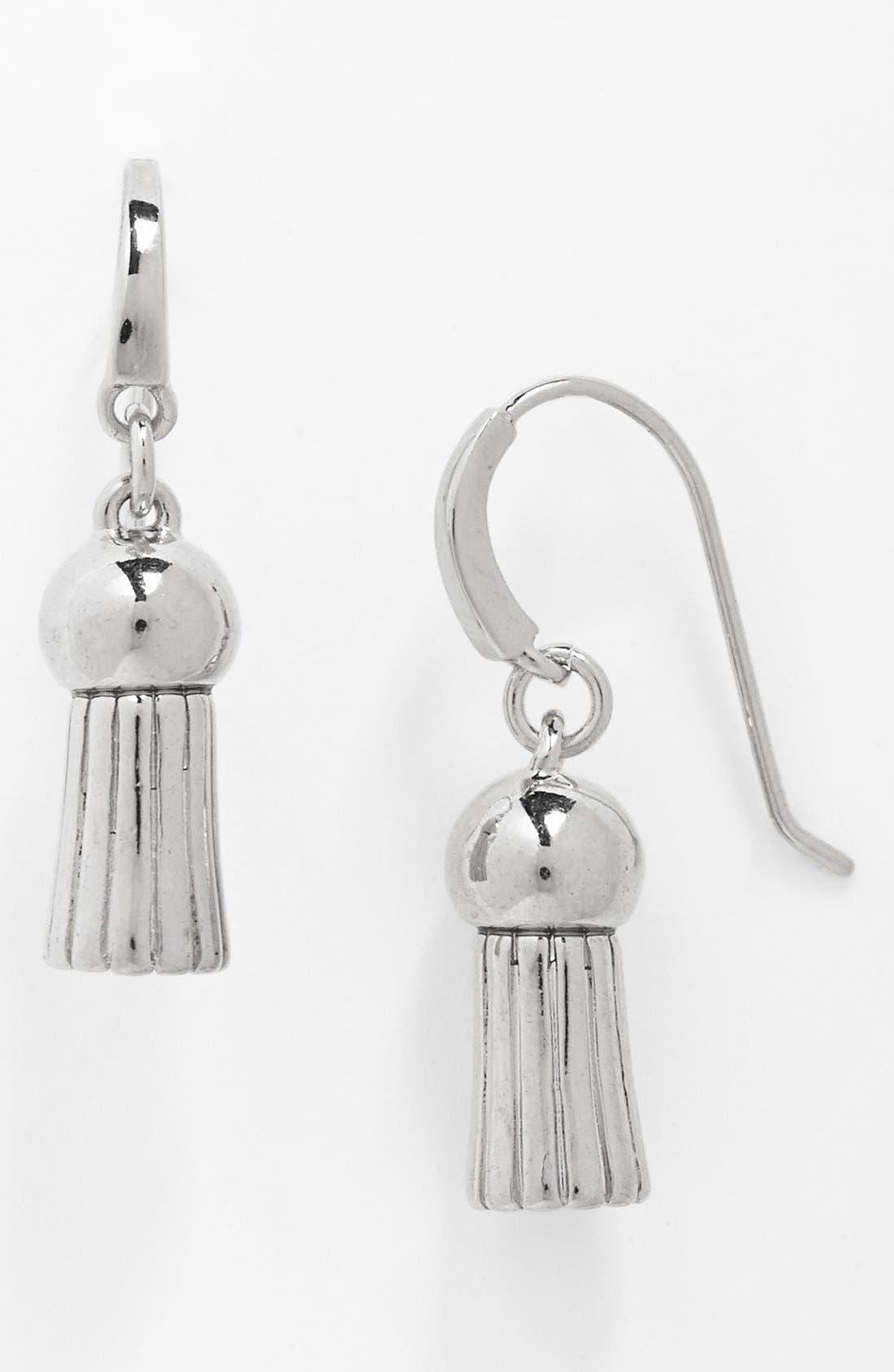 Alternate Image 1 Selected - MARC BY MARC JACOBS Tassel Drop Earrings