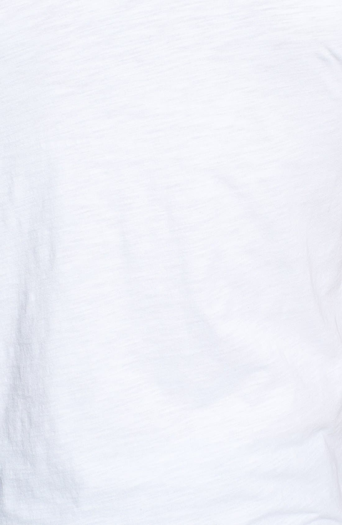 Alternate Image 3  - Burberry Brit Modern Fit Slub Cotton Polo