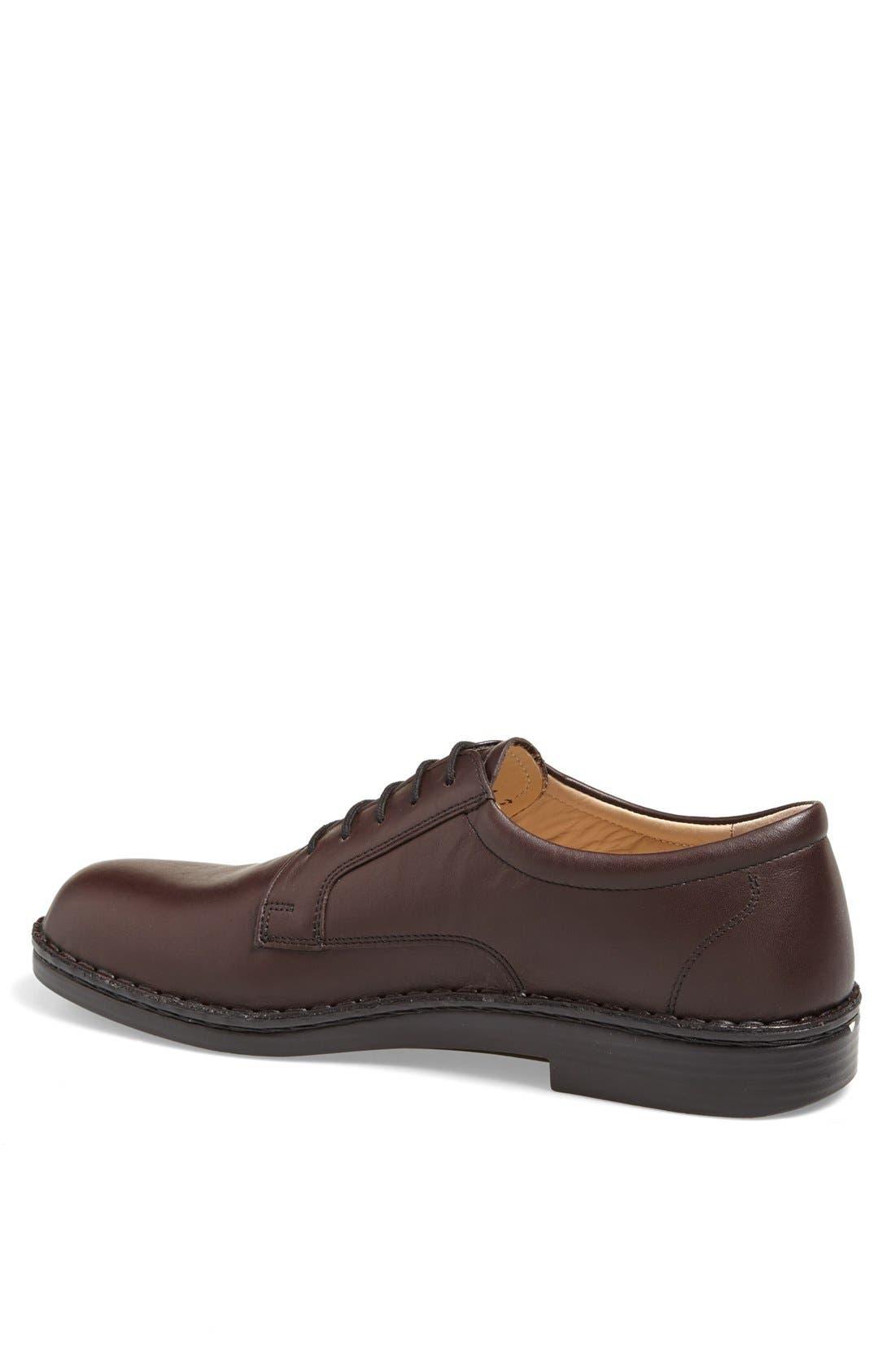 Alternate Image 2  - Finn Comfort 'Milano' Plain Toe Derby (Men)