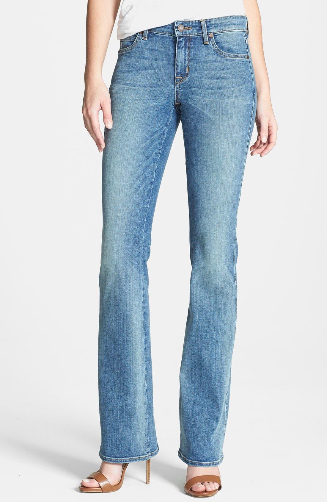 Alternate Image 1 Selected - CJ by Cookie Johnson 'Grace' Bootcut Jeans (Aliamanu)