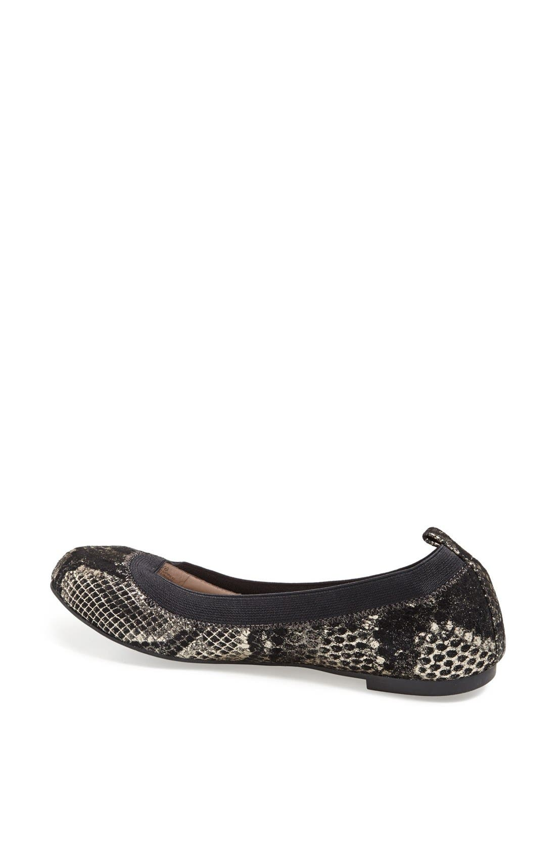 Alternate Image 2  - Vince Camuto 'Jorra' Leather Flat