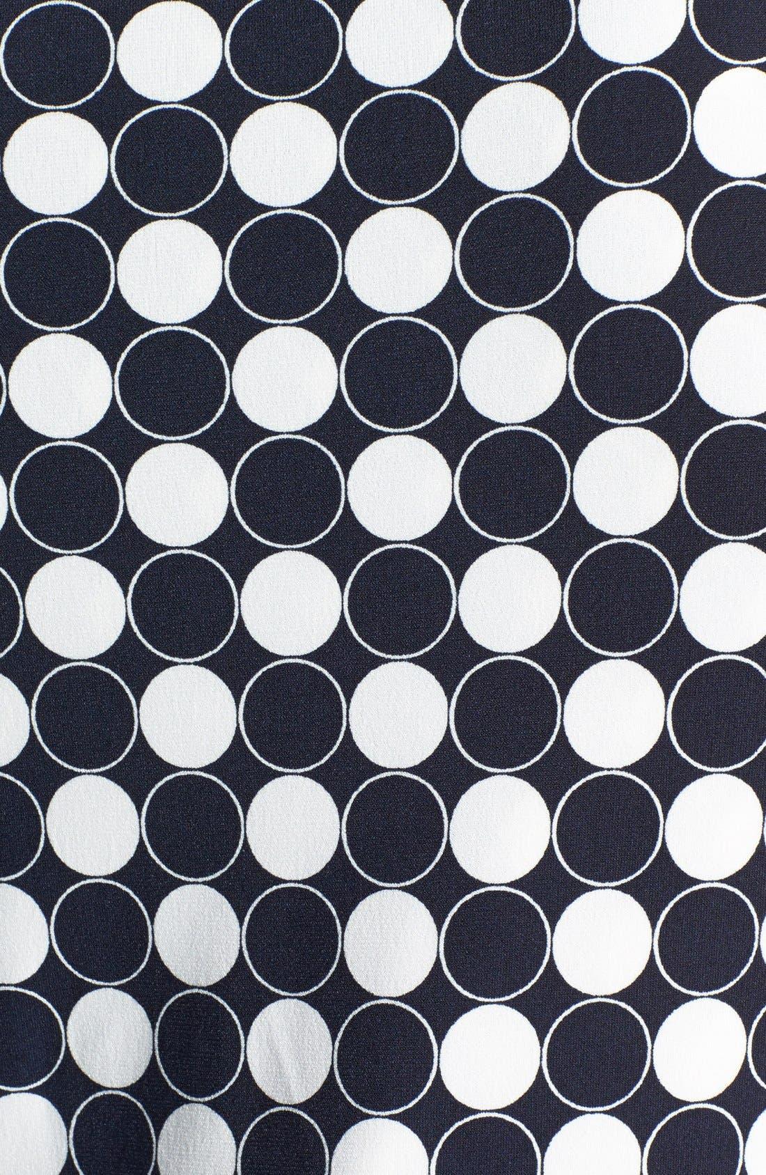 Alternate Image 3  - Vince Camuto 'Retro Dots' Dress