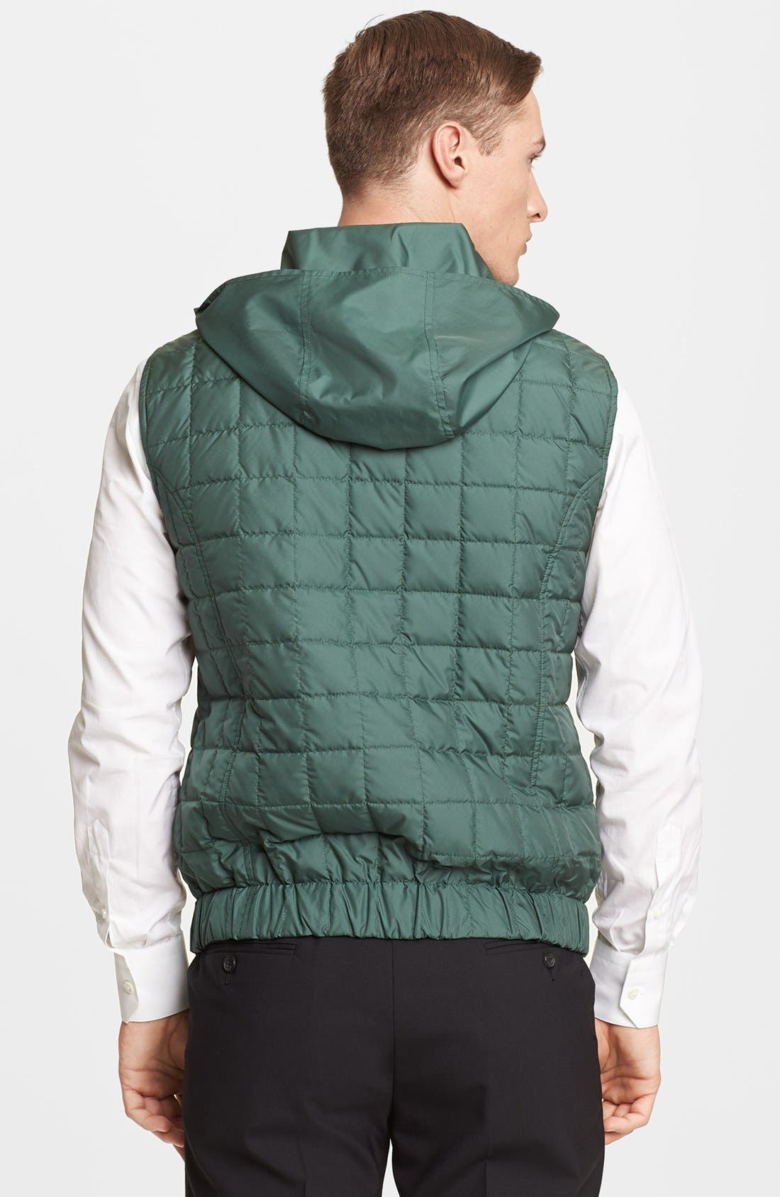 Alternate Image 3  - Salvatore Ferragamo Reversible Down Vest