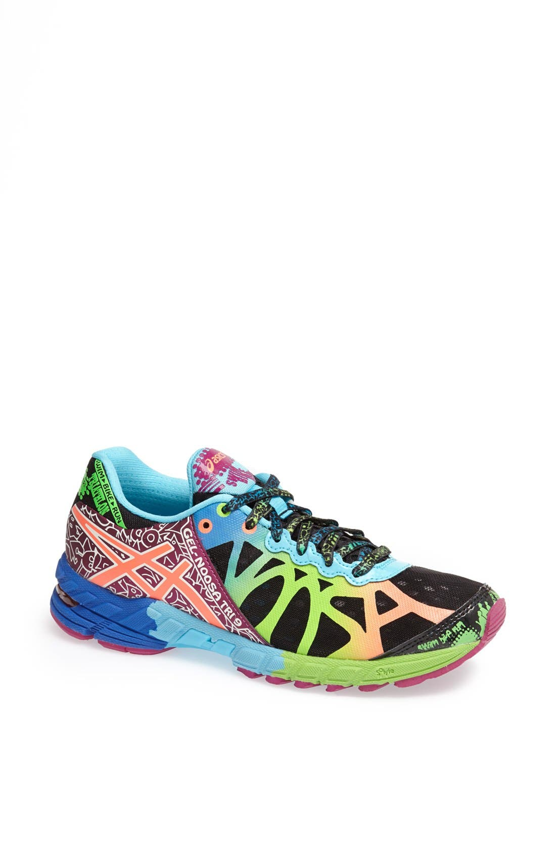 Alternate Image 1 Selected - ASICS® 'GEL Noosa Tri 9' Tri Running Shoe (Women)