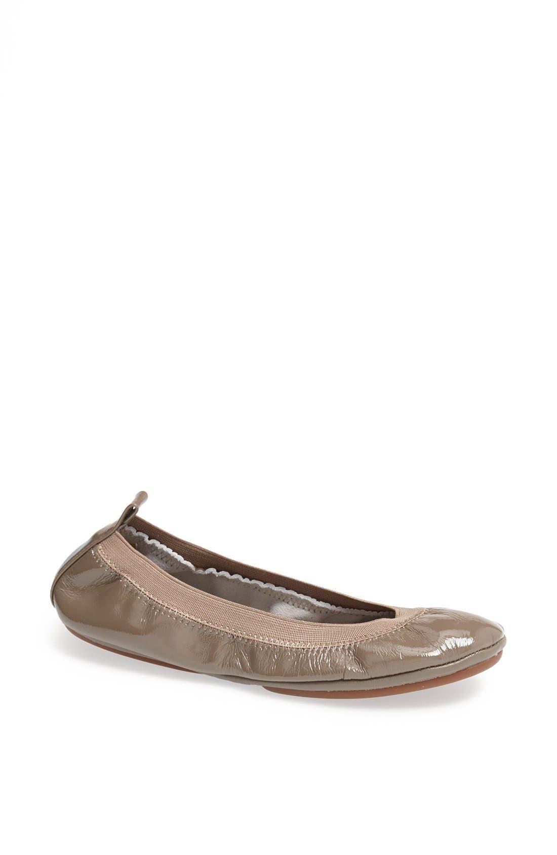 Alternate Image 1 Selected - Yosi Samra Foldable Ballet Flat