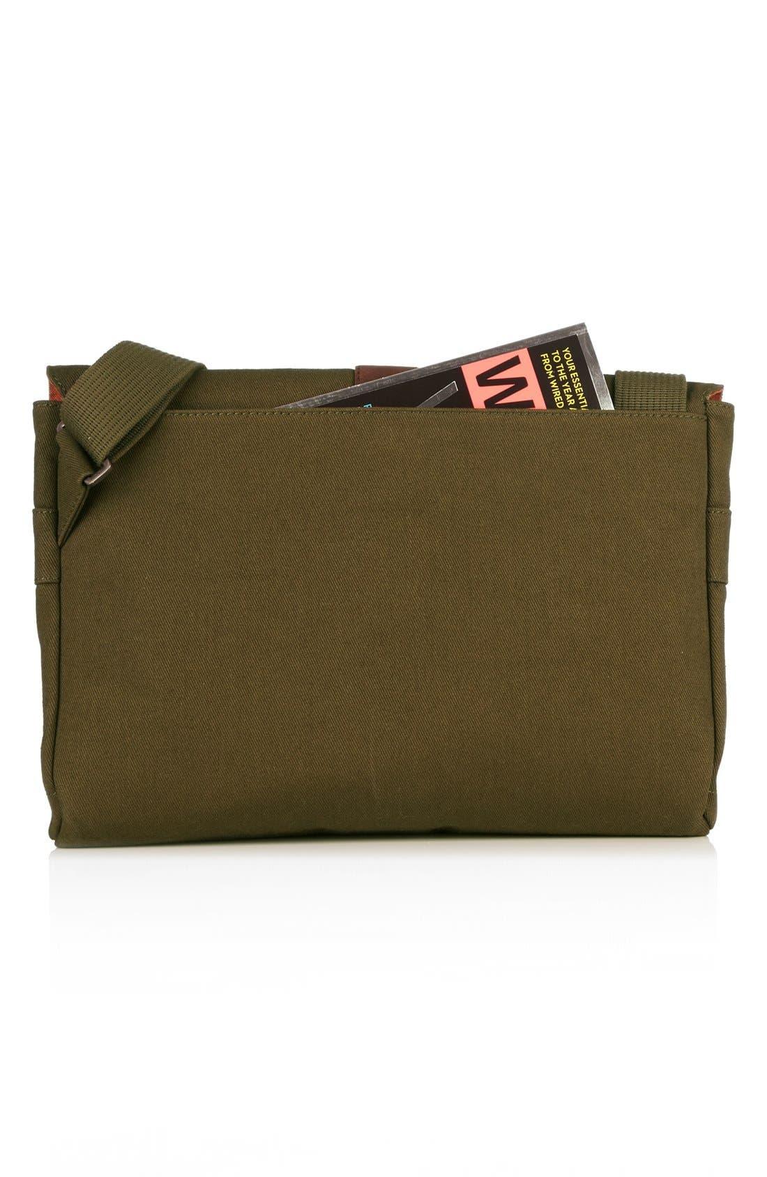 Alternate Image 2  - KNOMO London 'Troon' Messenger Bag