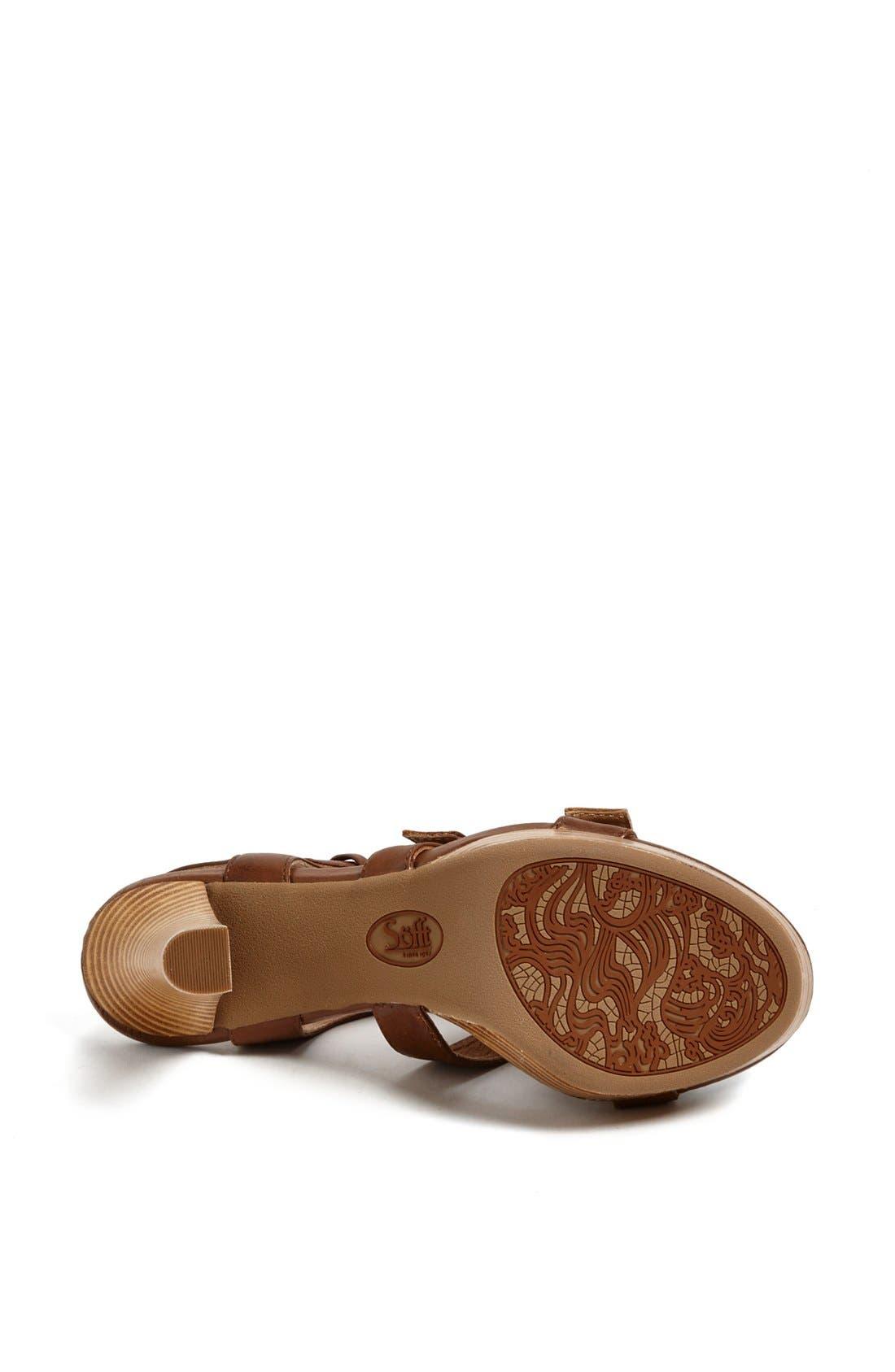 Alternate Image 4  - Söfft 'Savannah' Sandal
