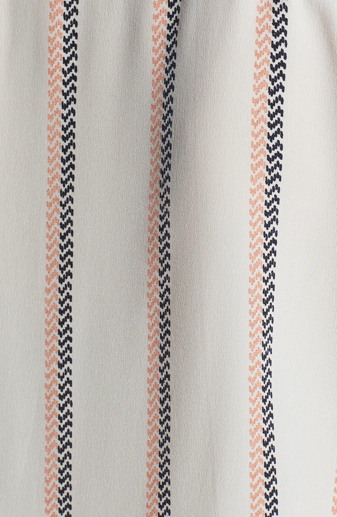 Alternate Image 3  - Equipment 'Brett' Stripe Silk Shirt