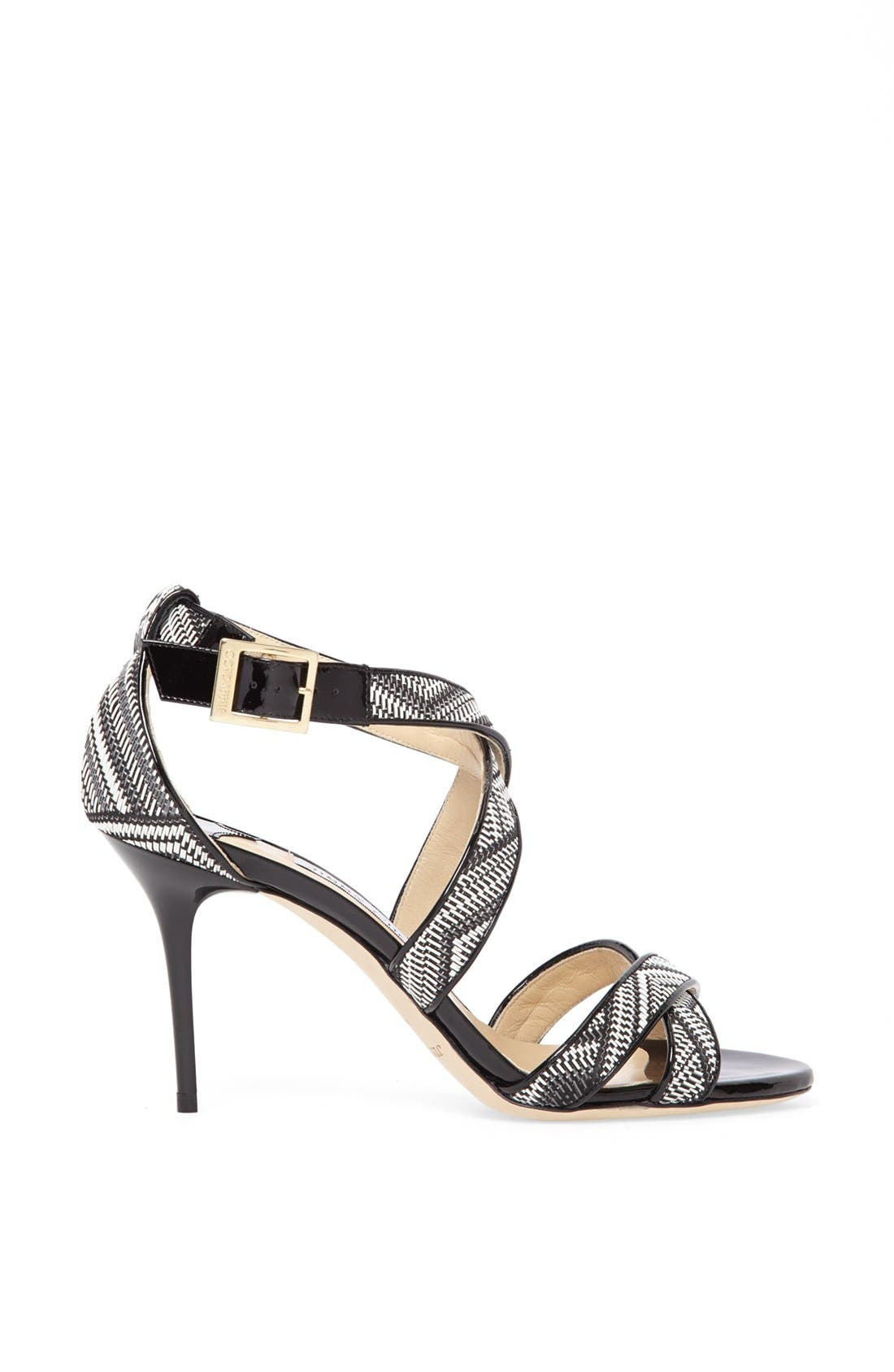 Alternate Image 4  - Jimmy Choo 'Louise' Sandal