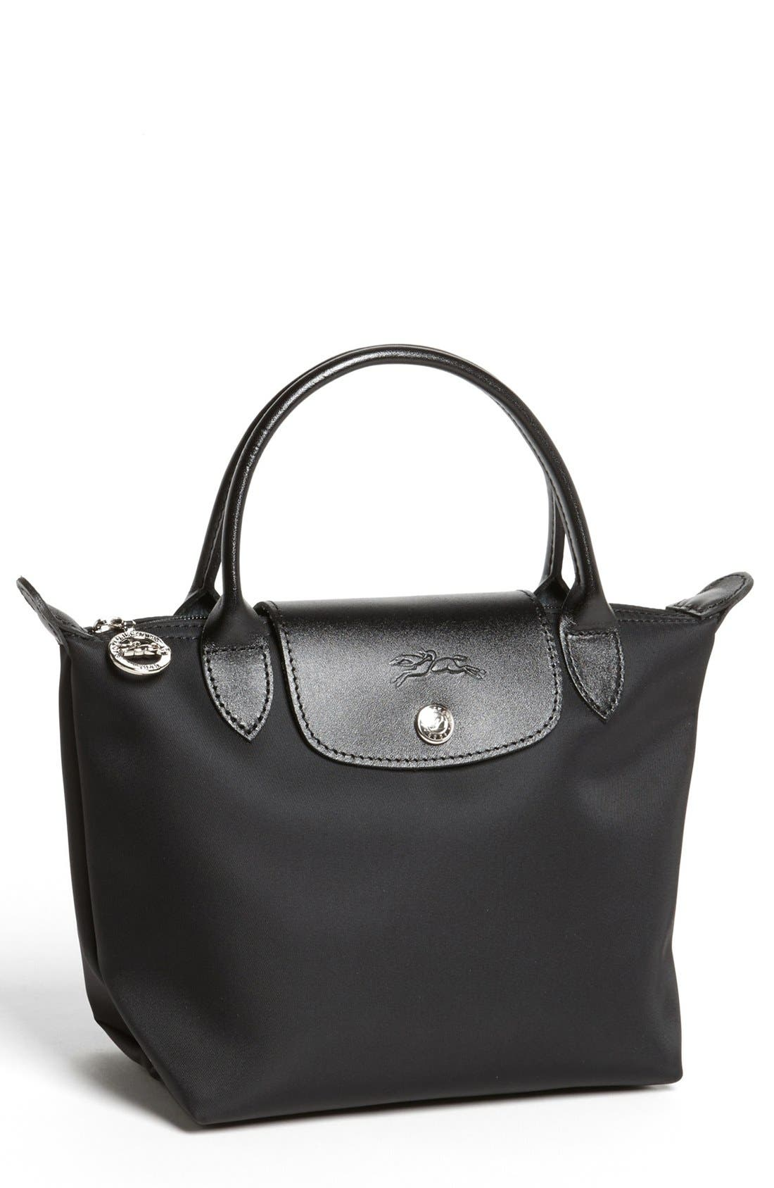 Alternate Image 1 Selected - Longchamp 'Deposé - Mini' Bag