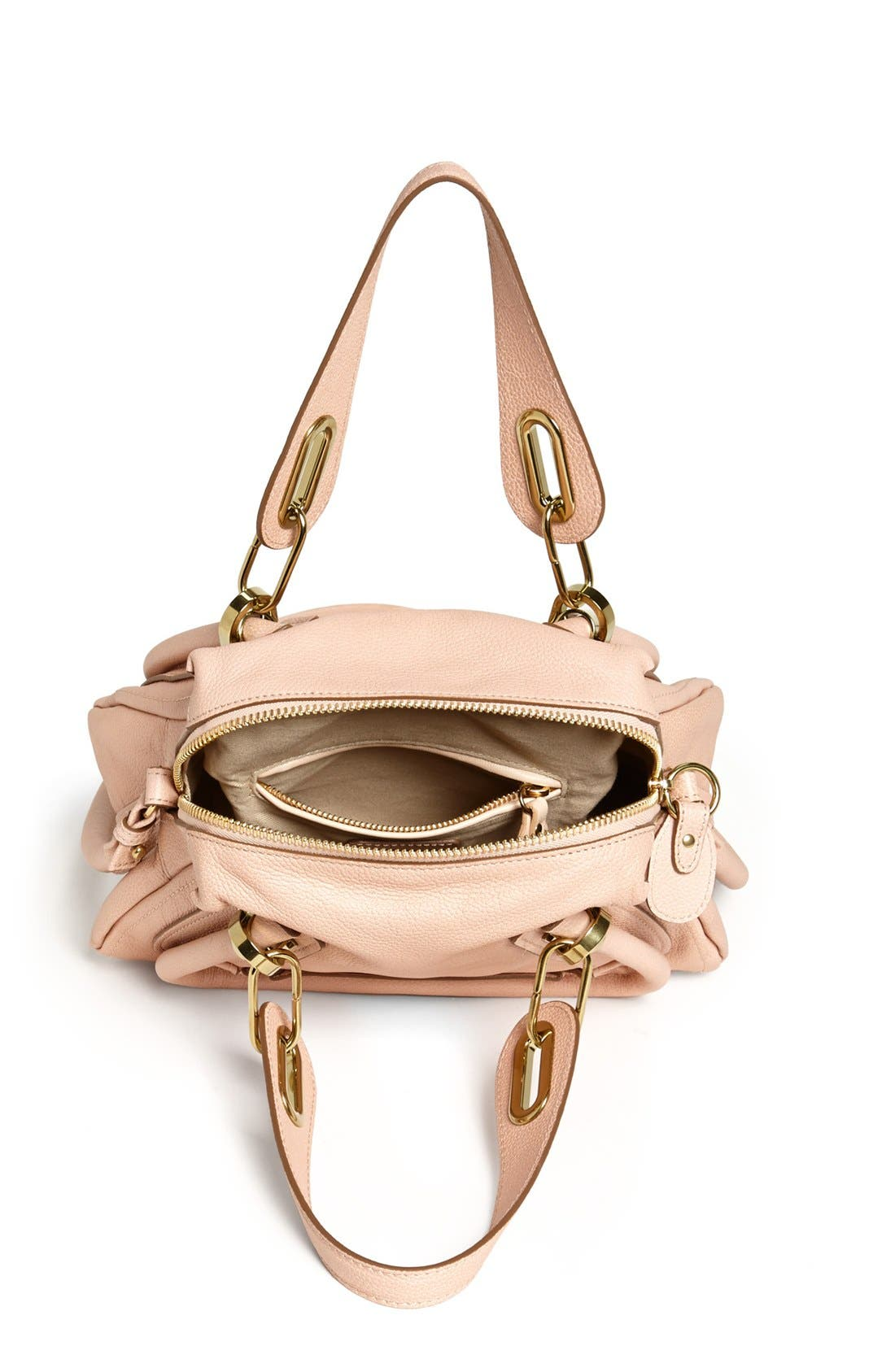 Alternate Image 3  - Chloé 'Paraty - Small' Leather Satchel