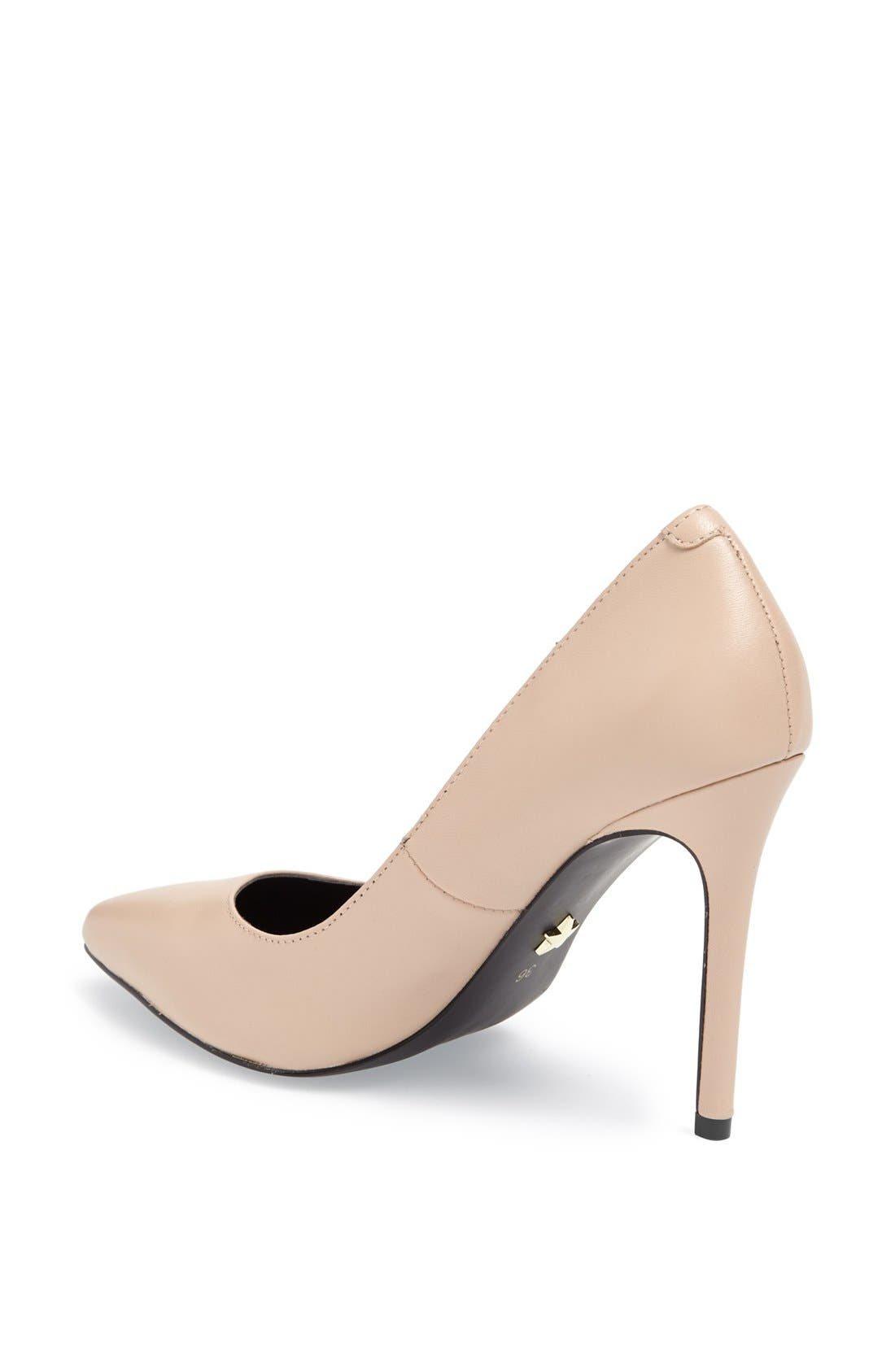 Alternate Image 2  - KG Kurt Geiger 'Bailey' Leather Pump