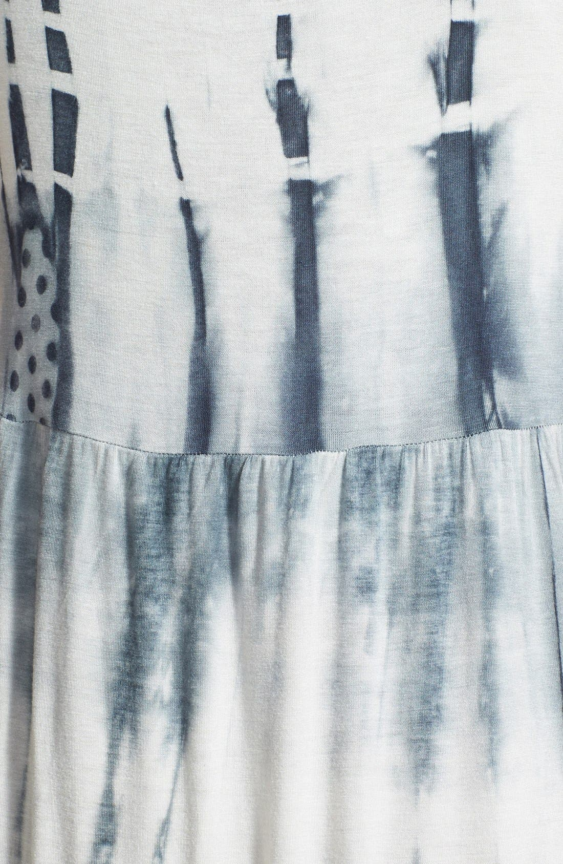 Alternate Image 3  - Daniel Buchler Tie Dye Maxi Dress