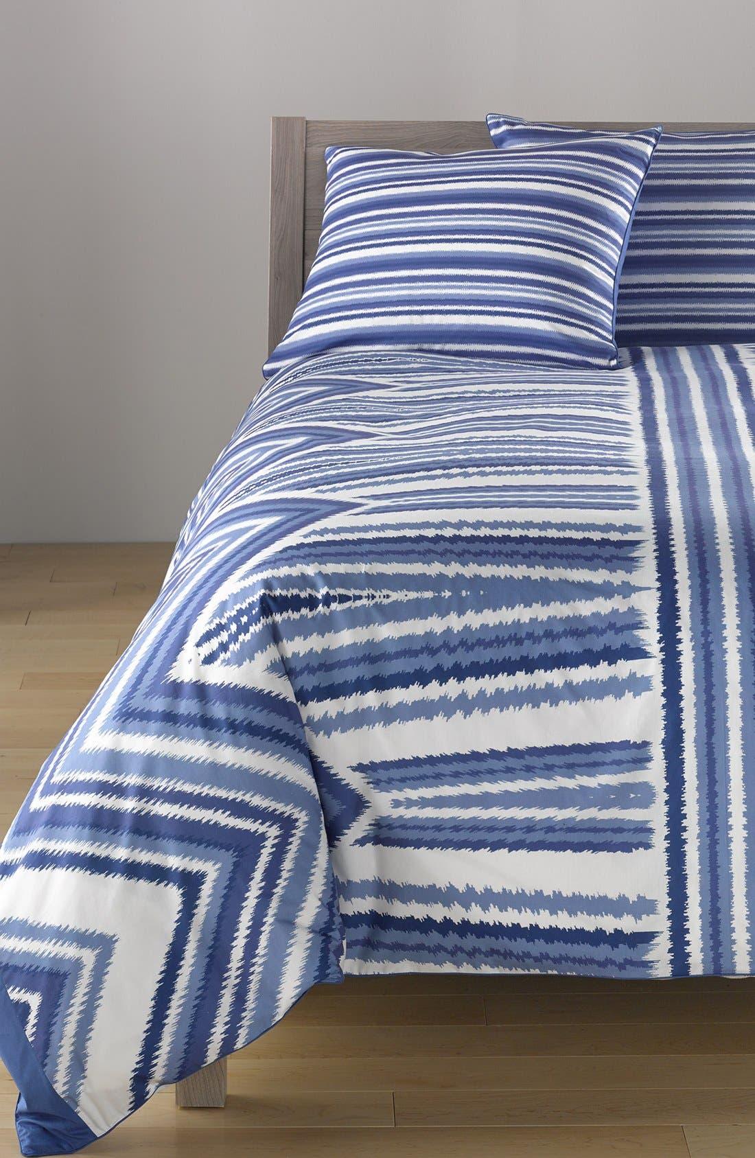 Alternate Image 1 Selected - Nostalgia Home 'Shay' Cotton Duvet Cover