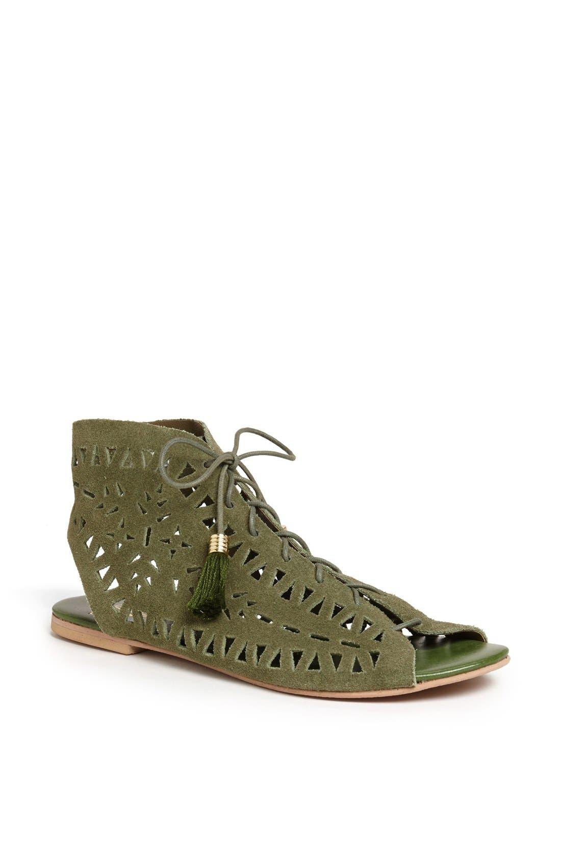 Alternate Image 1 Selected - Matisse 'Ascot Friday - Boheme' Sandal