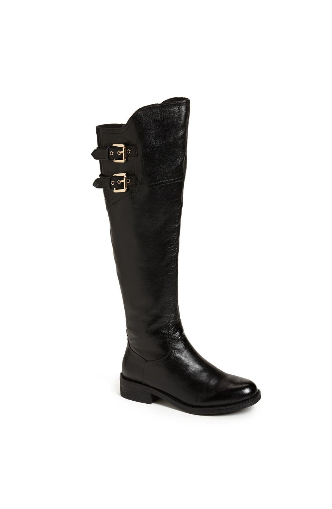 Alternate Image 1 Selected - Steve Madden 'Obvious' Over the Knee Boot