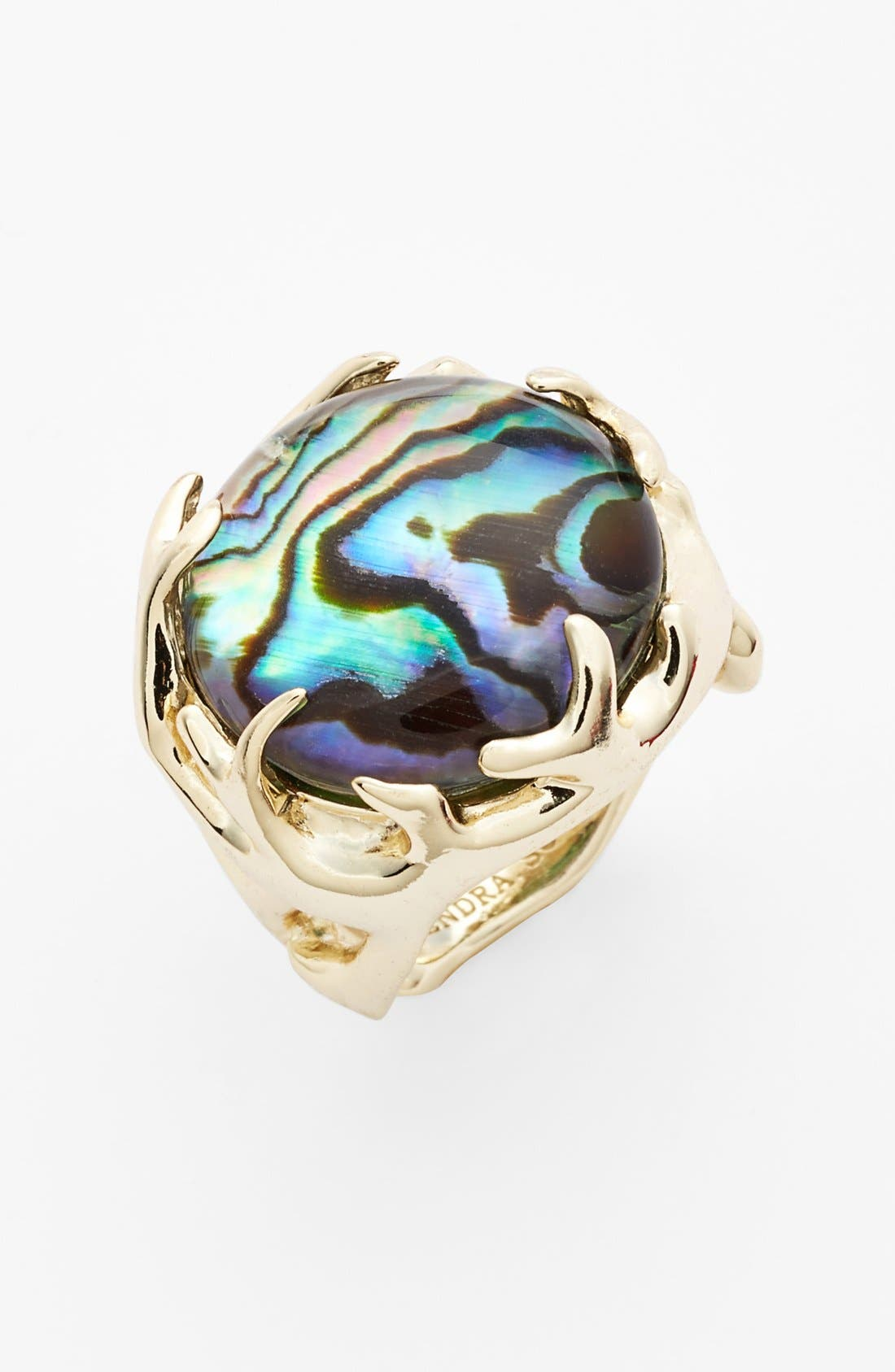 Alternate Image 1 Selected - Kendra Scott 'Shannon' Stone Ring
