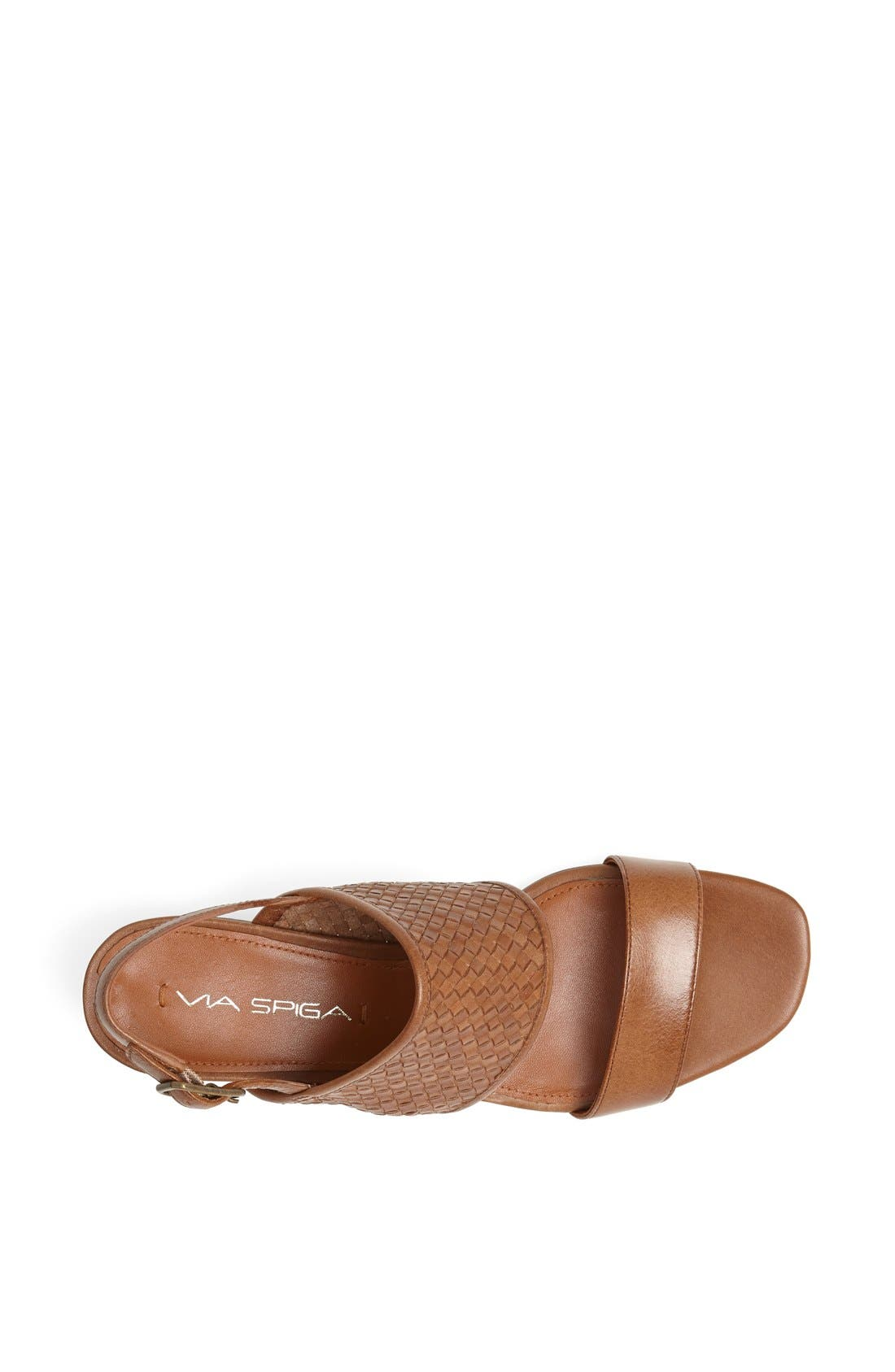 Alternate Image 3  - Via Spiga 'Cairo2' Leather Sandal