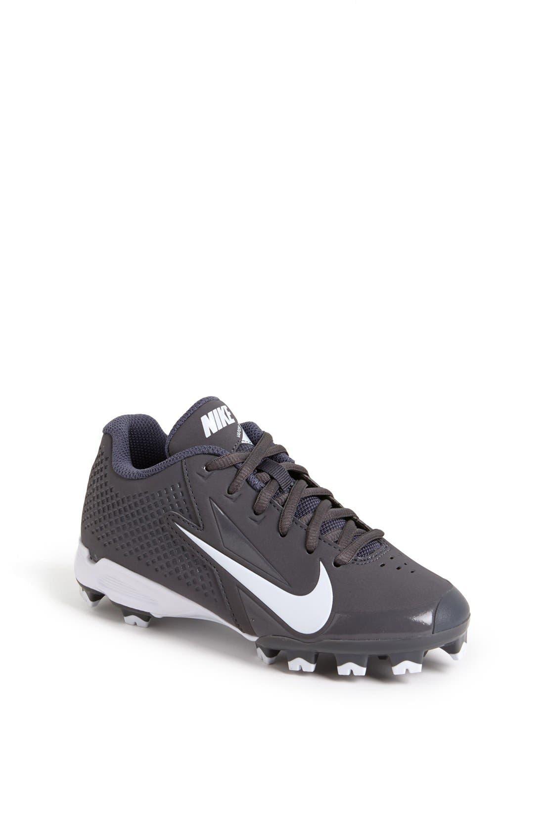 Alternate Image 1 Selected - Nike 'Vapor Strike' Baseball Shoe (Little Kid & Big Kid)