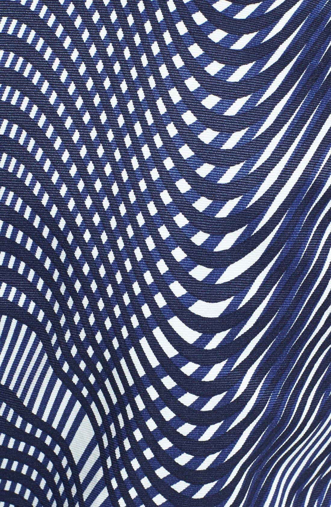 Alternate Image 3  - Halogen® Faille Sheath Dress (Plus Size)