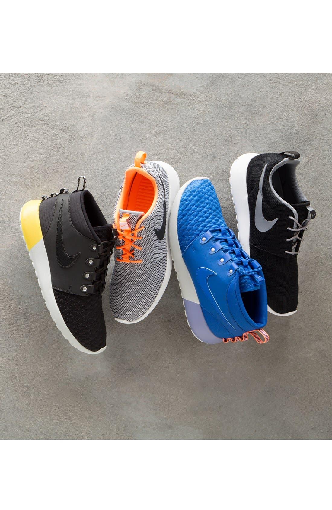 Alternate Image 2  - Nike 'Roshe Run' Sneaker Boot (Men)