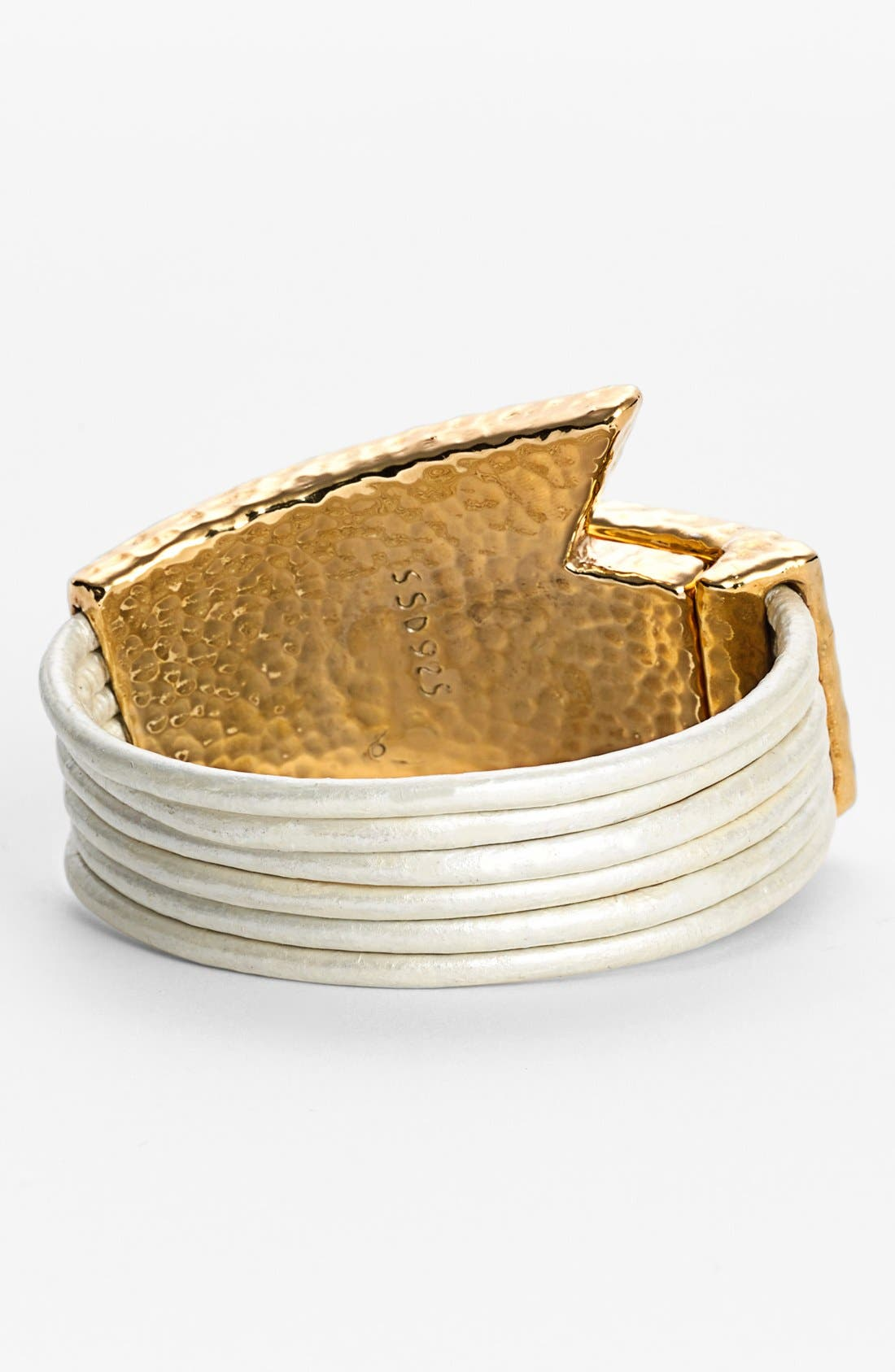 Alternate Image 2  - Simon Sebbag 'Eliat' Multistrand Leather Bracelet