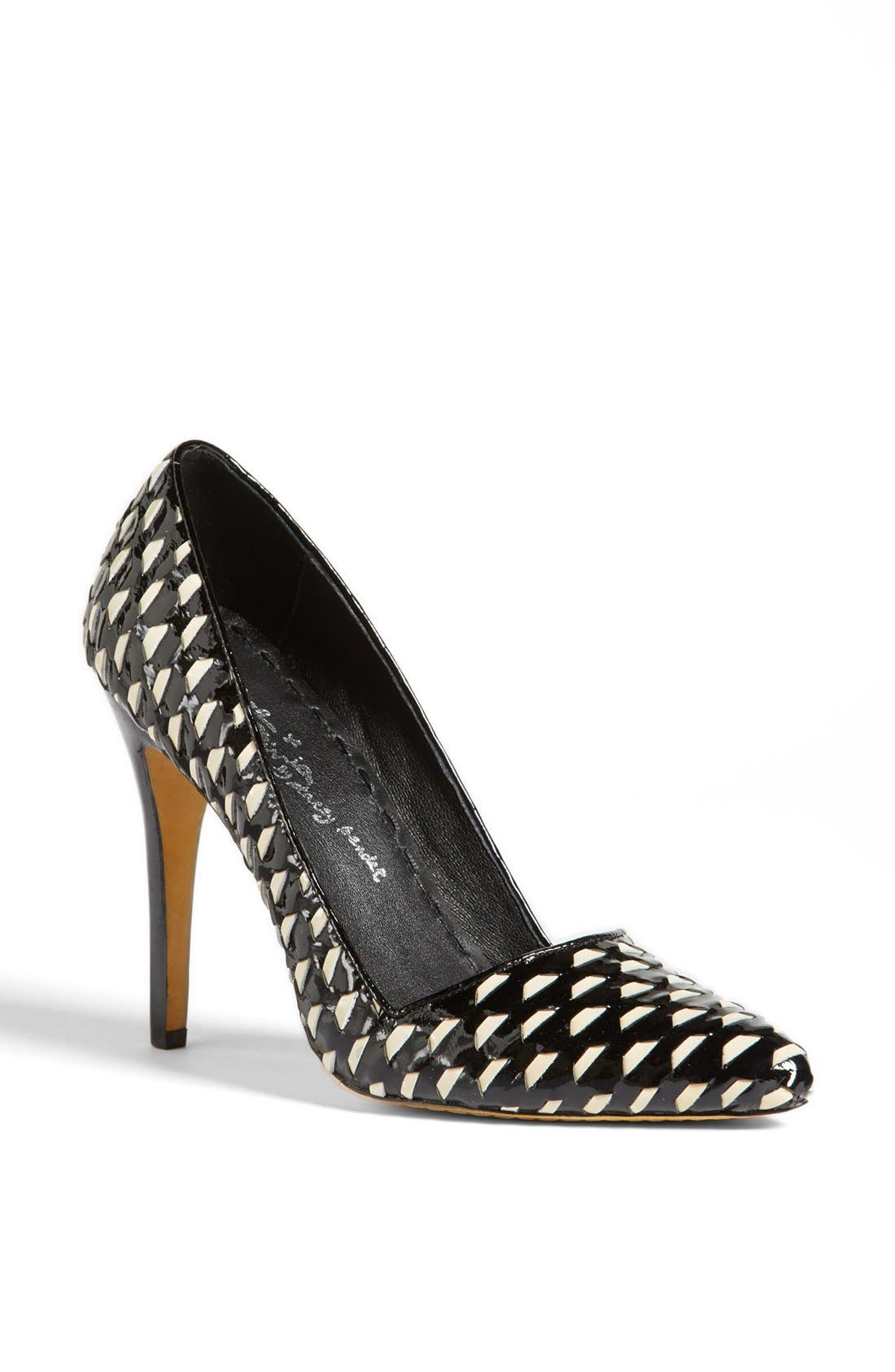 Alternate Image 1 Selected - Alice + Olivia 'Dina' Pump (Online Only)