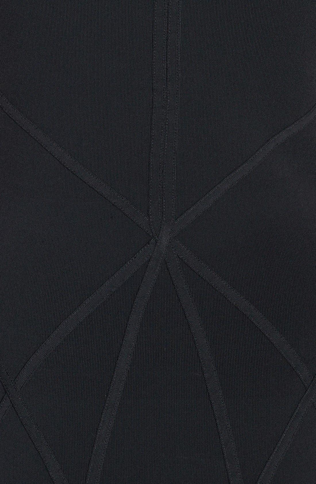 Alternate Image 3  - Diane von Furstenberg 'St. Petersburg' Knit A-Line Dress