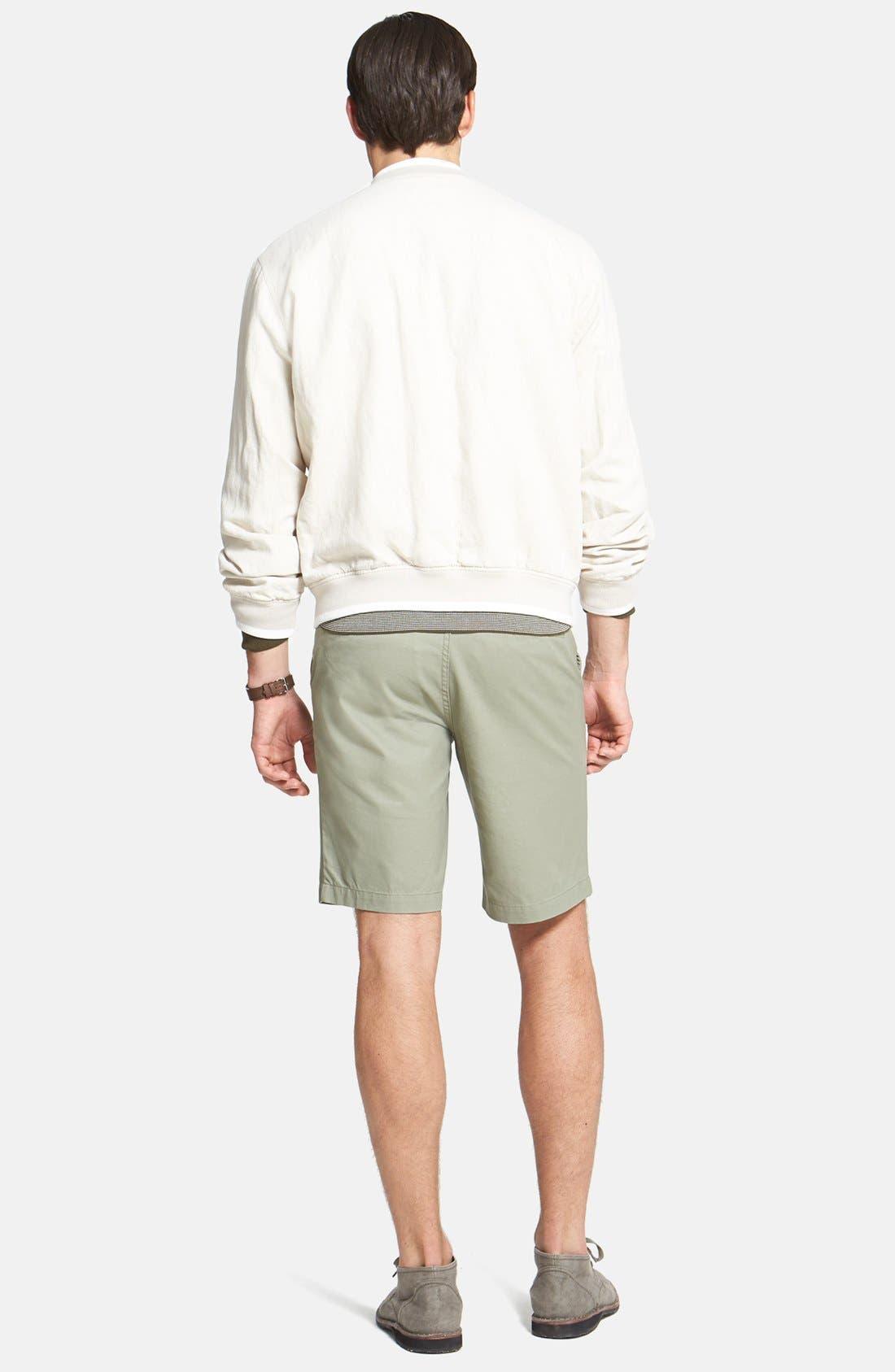 Alternate Image 5  - Façonnable Stripe Crewneck Sweater