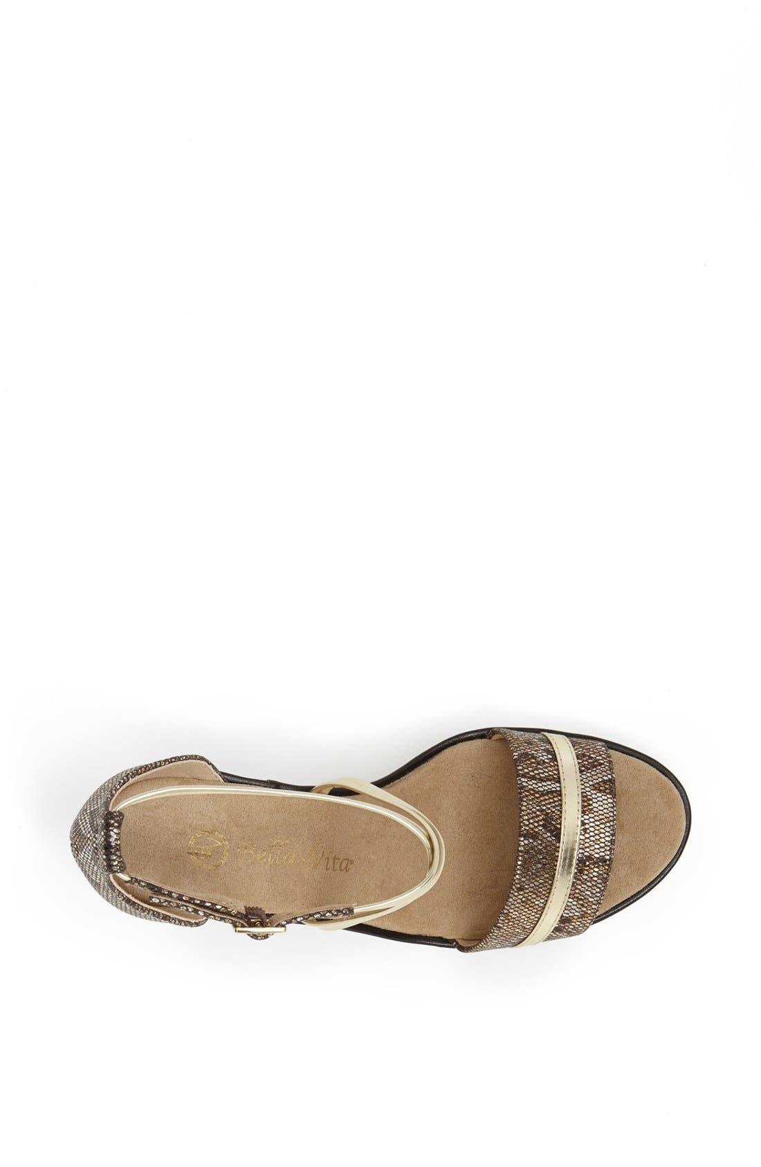 Alternate Image 3  - Bella Vita 'Jozie II' Sandal