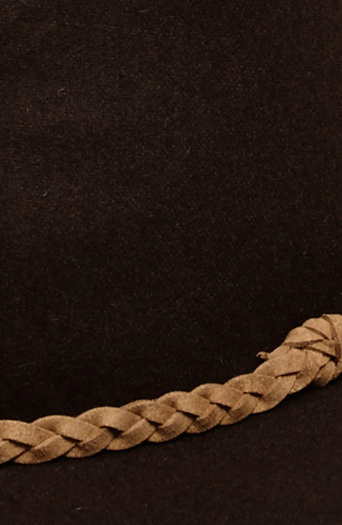 Alternate Image 2  - BP. Wide Brim Fedora (Juniors)